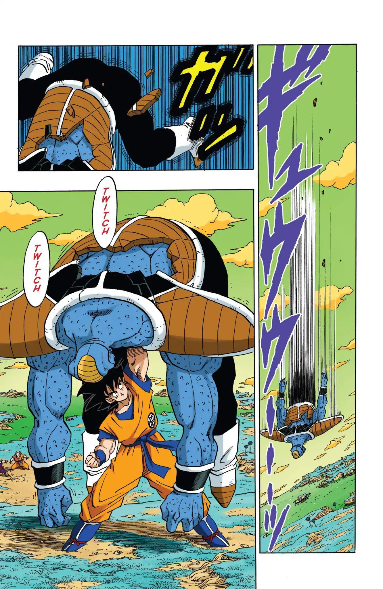Dragon Ball Full Color Freeza Arc Chapter 37  Online Free Manga Read Image 9