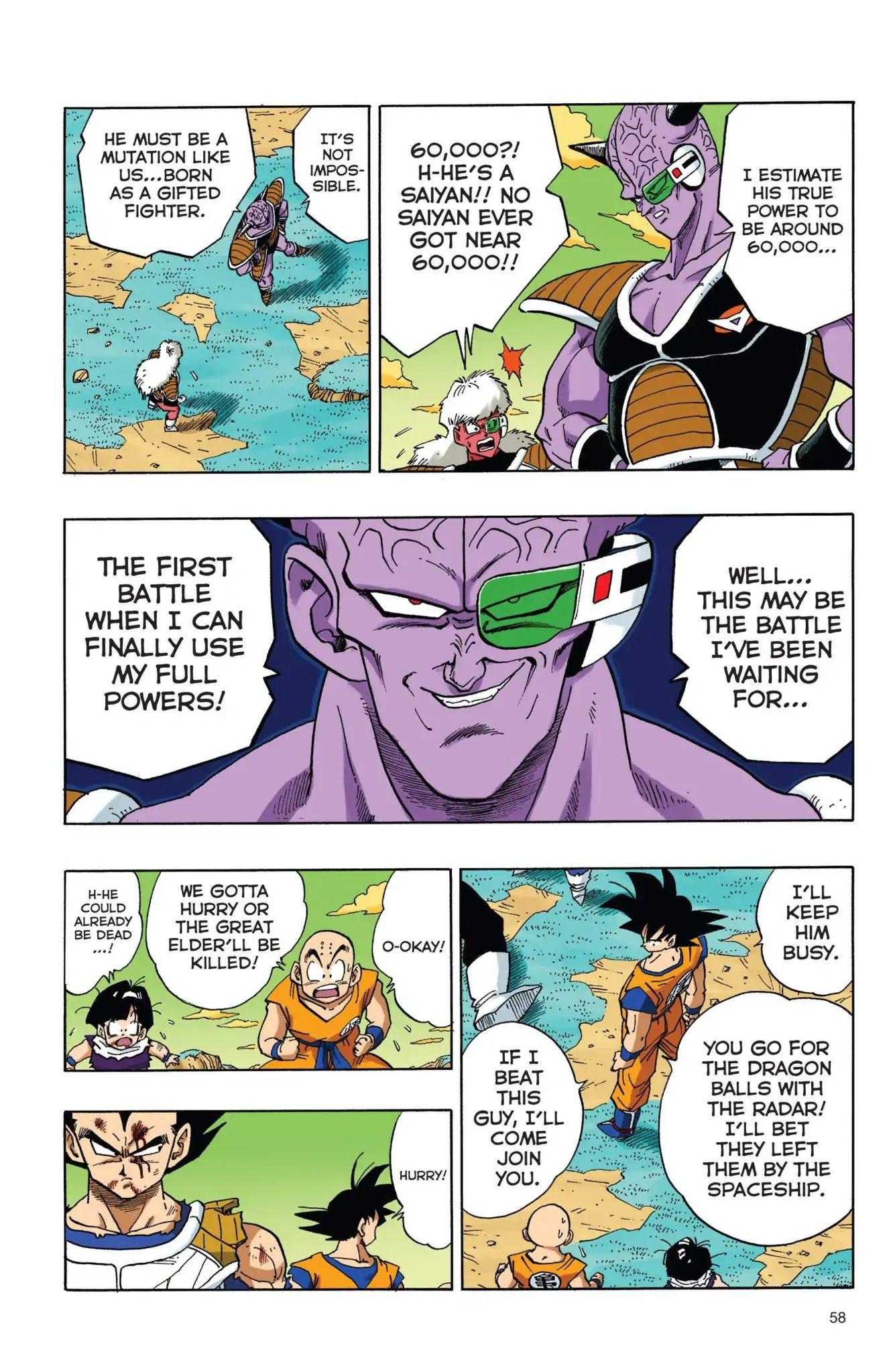 Dragon Ball Full Color Freeza Arc Chapter 38  Online Free Manga Read Image 11