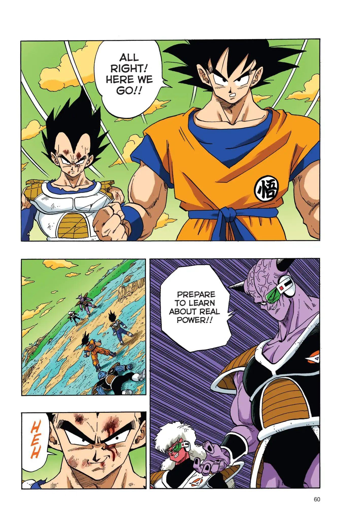 Dragon Ball Full Color Freeza Arc Chapter 38  Online Free Manga Read Image 13