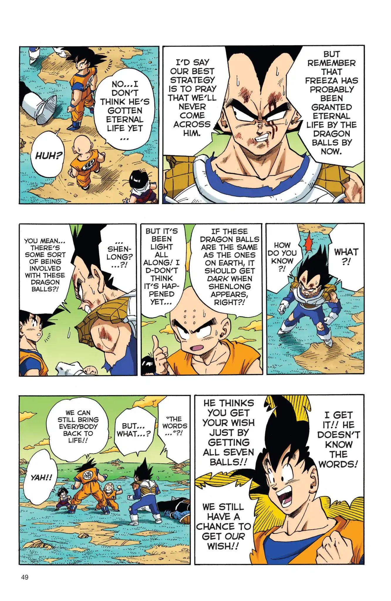 Dragon Ball Full Color Freeza Arc Chapter 38  Online Free Manga Read Image 2
