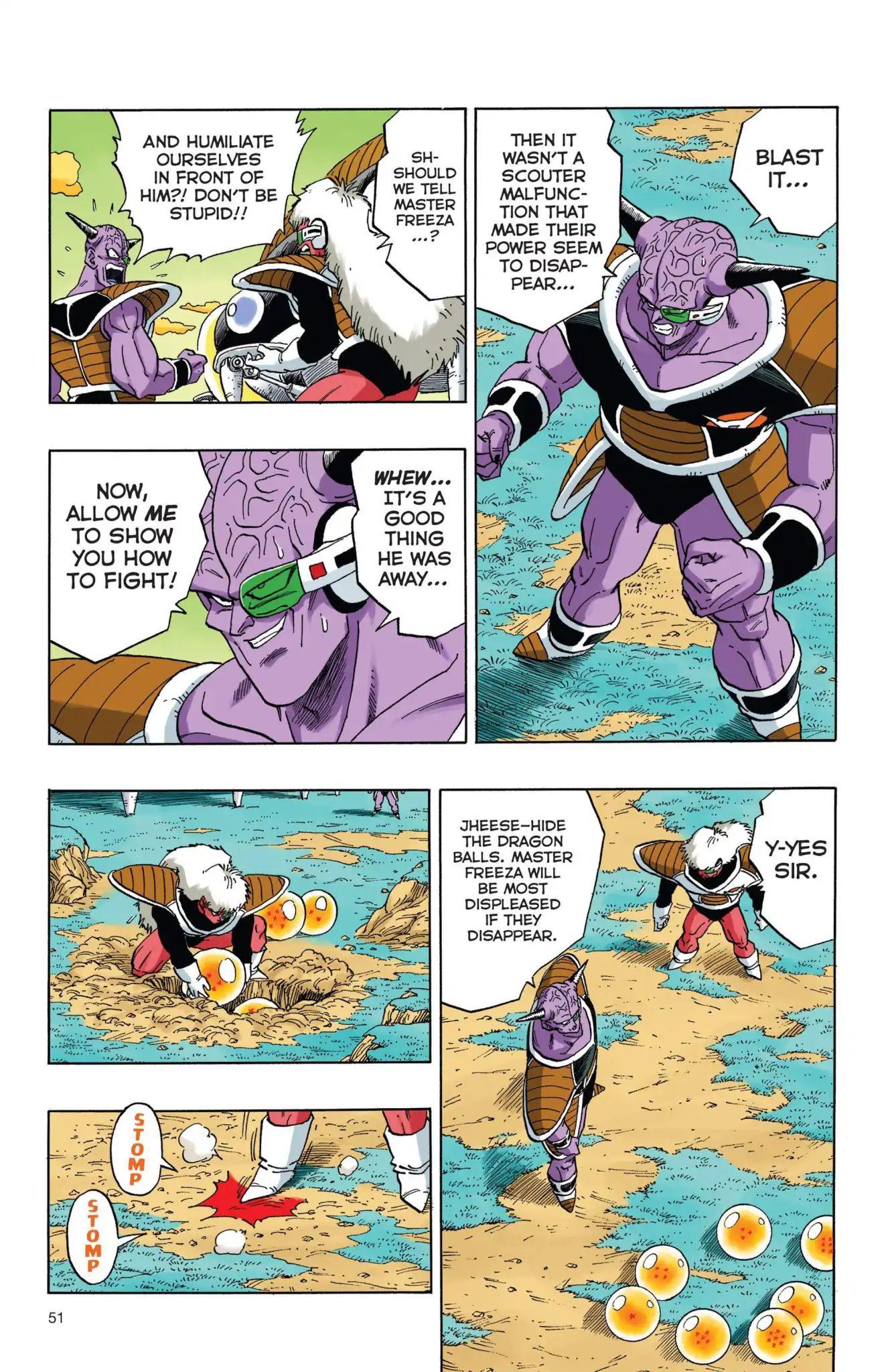 Dragon Ball Full Color Freeza Arc Chapter 38  Online Free Manga Read Image 4
