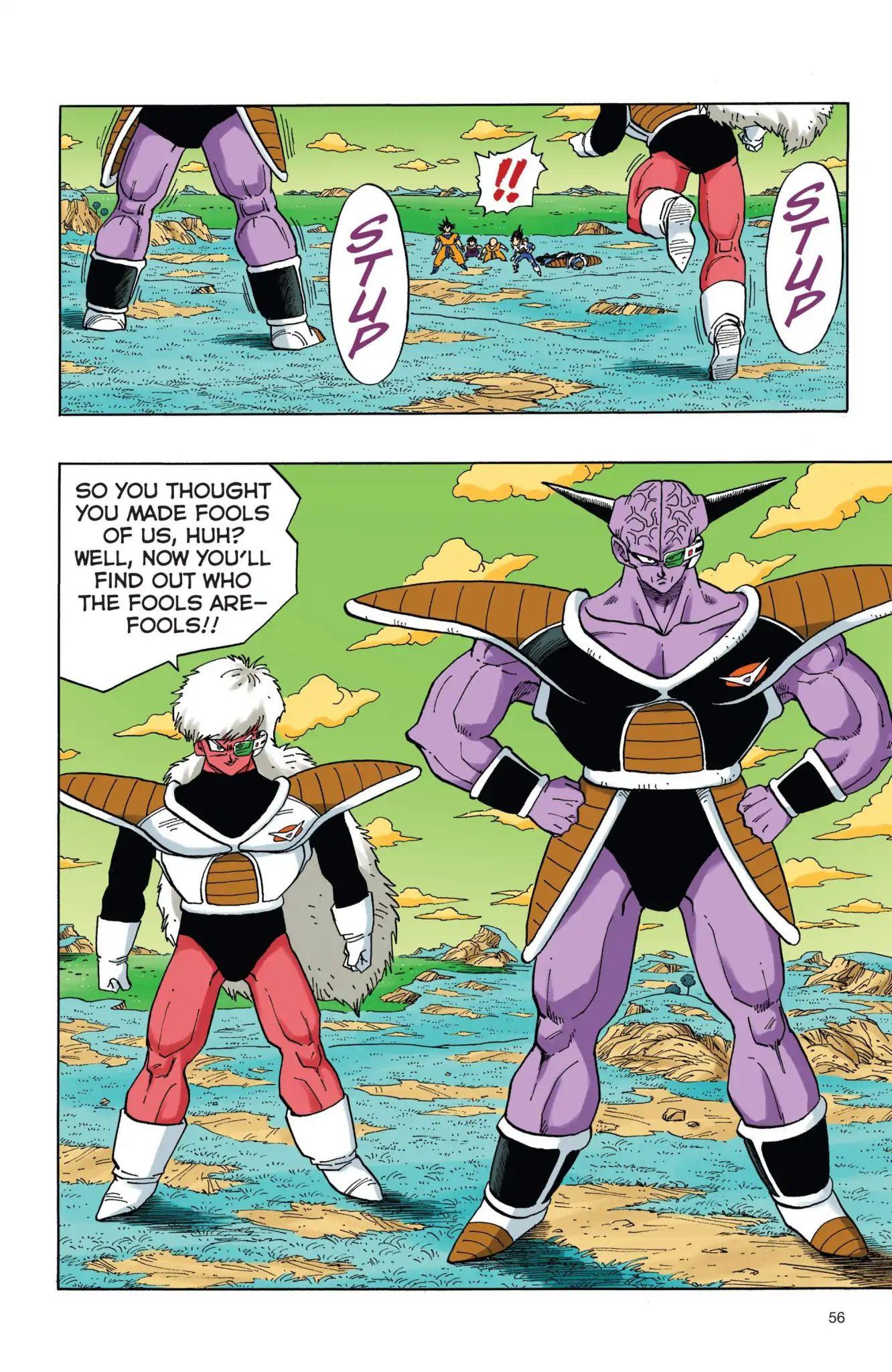 Dragon Ball Full Color Freeza Arc Chapter 38  Online Free Manga Read Image 9