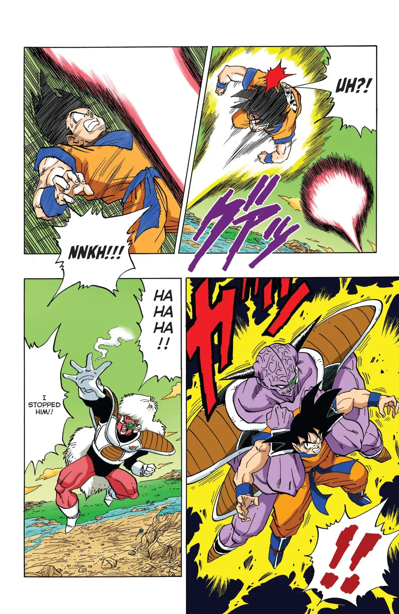 Dragon Ball Full Color Freeza Arc Chapter 39  Online Free Manga Read Image 11
