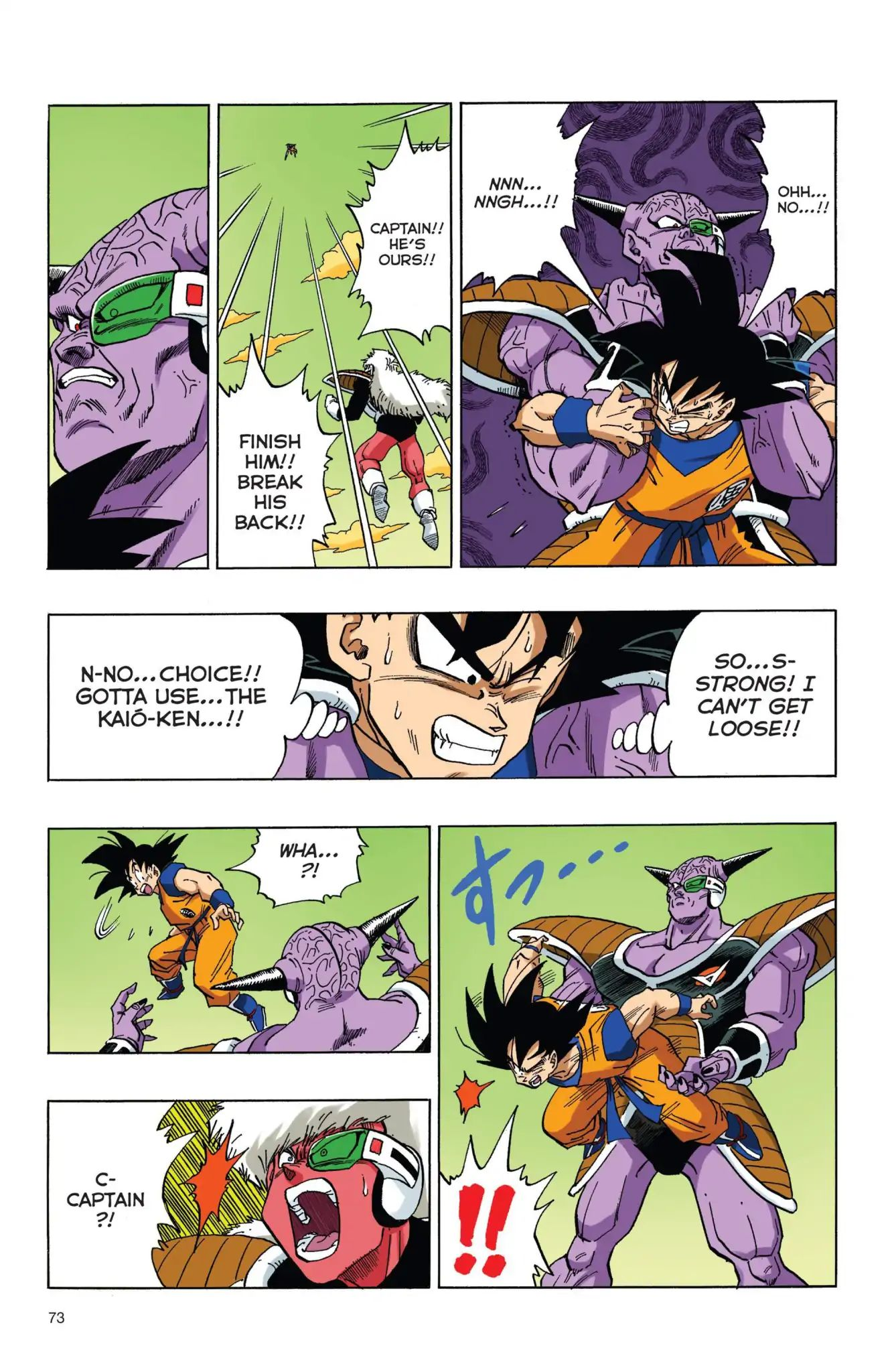 Dragon Ball Full Color Freeza Arc Chapter 39  Online Free Manga Read Image 12