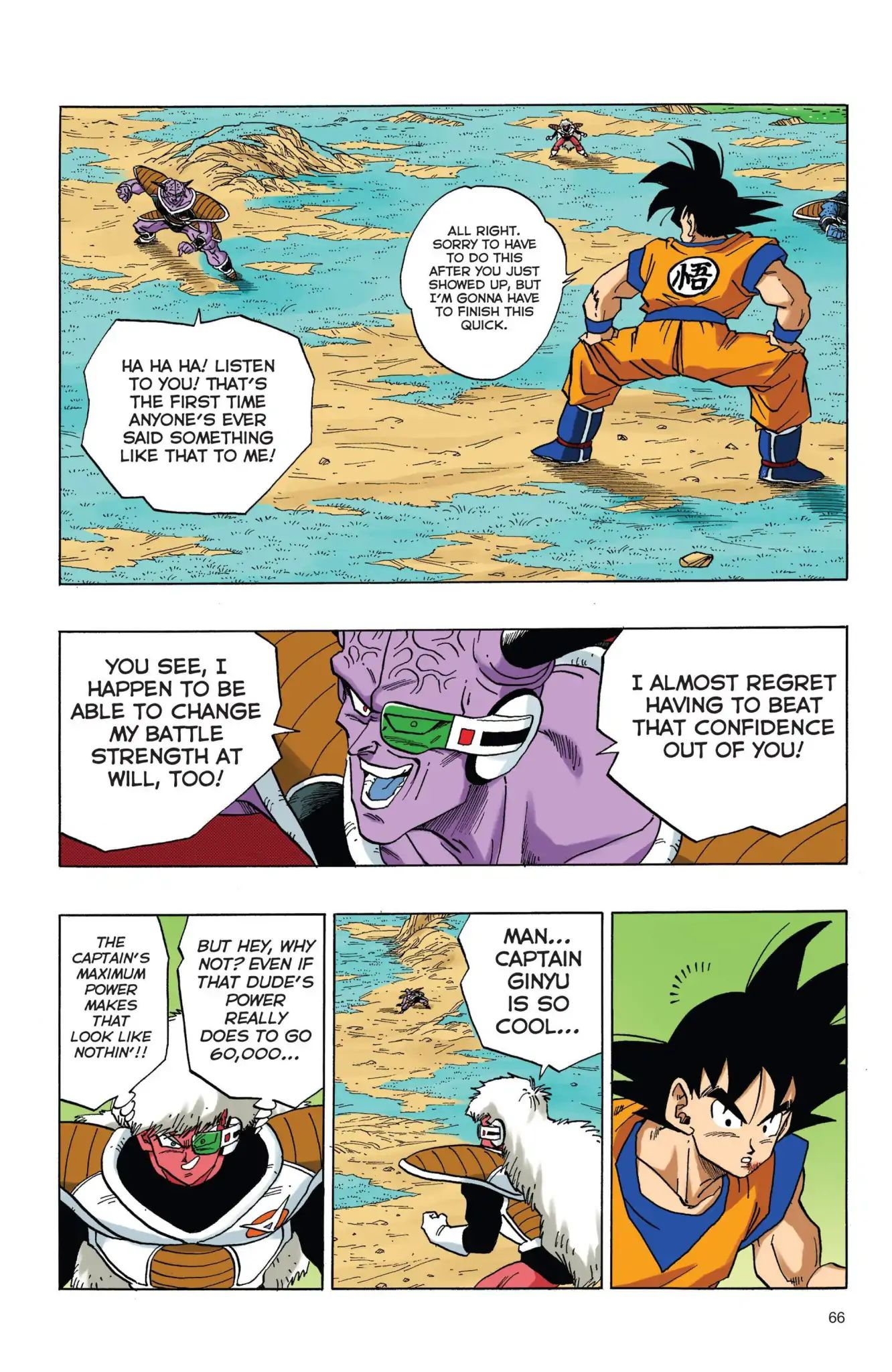 Dragon Ball Full Color Freeza Arc Chapter 39  Online Free Manga Read Image 5