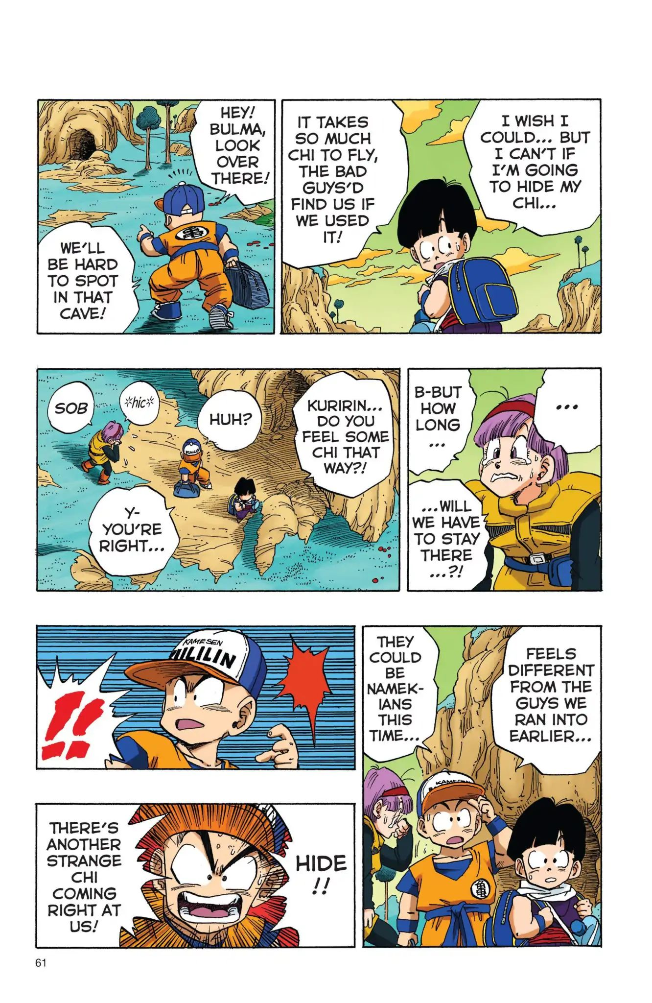 Dragon Ball Full Color Freeza Arc Chapter 4  Online Free Manga Read Image 14