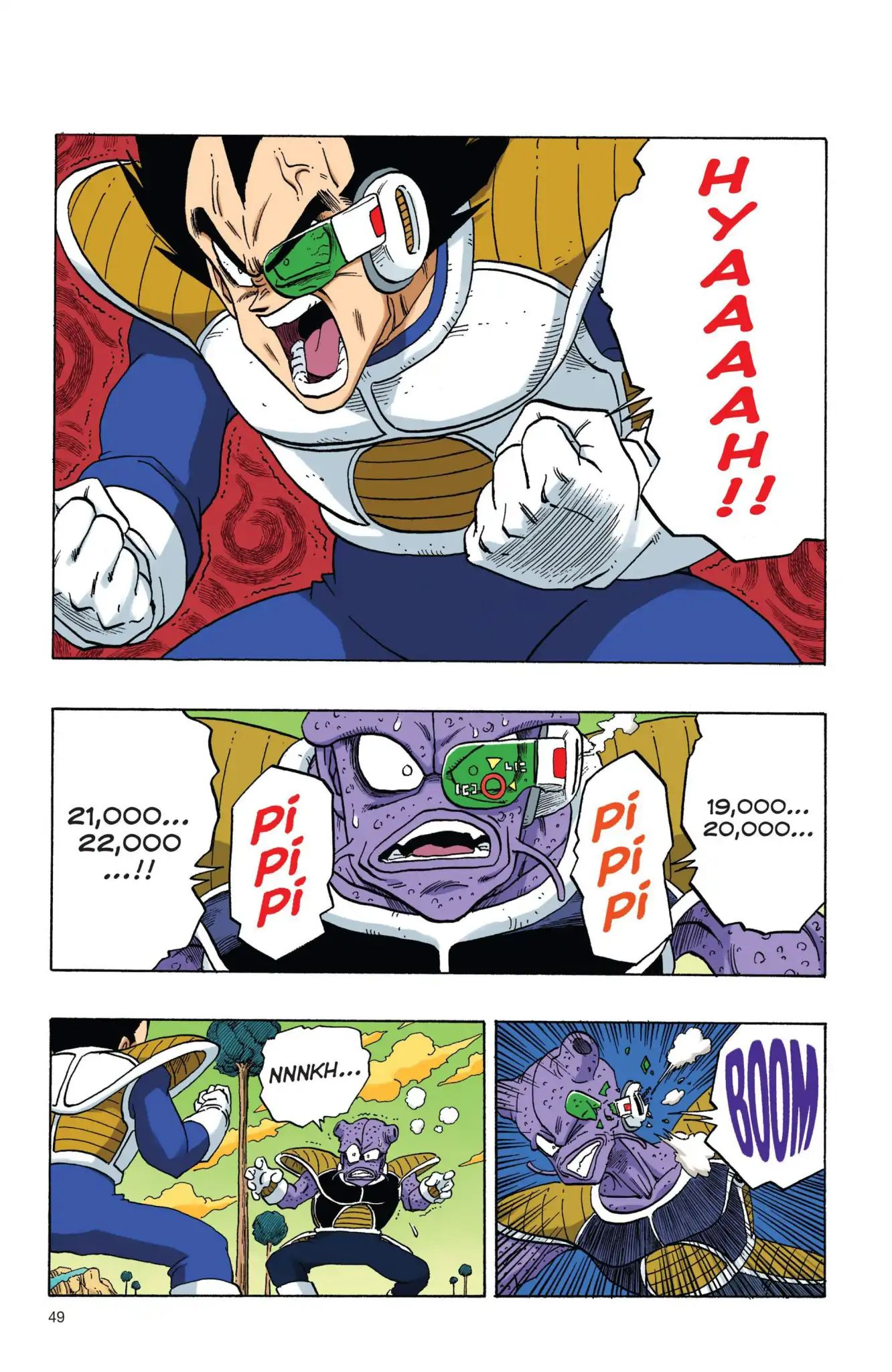 Dragon Ball Full Color Freeza Arc Chapter 4  Online Free Manga Read Image 2