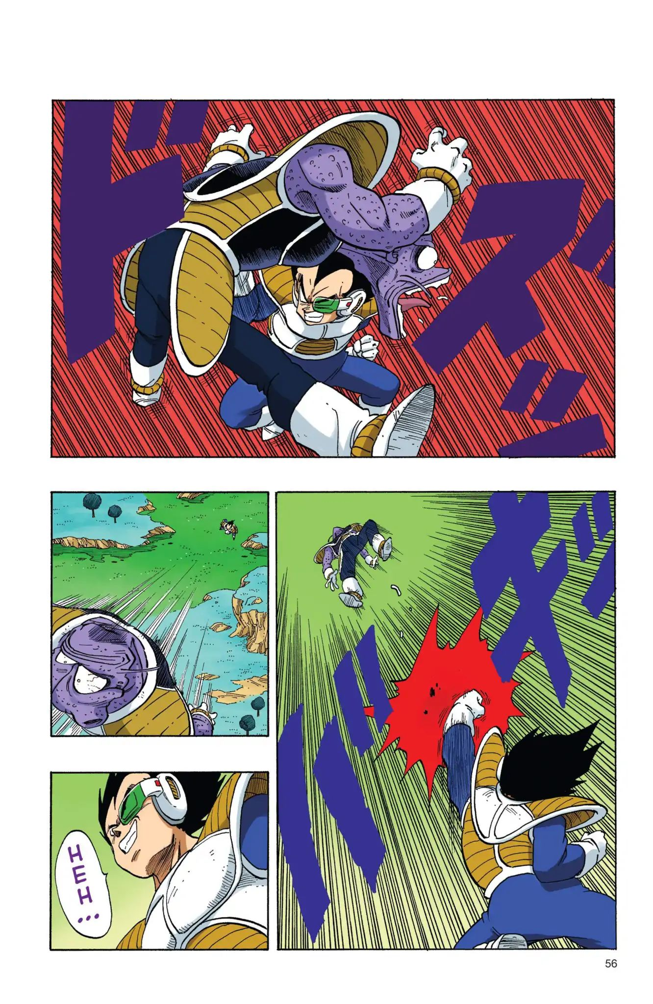 Dragon Ball Full Color Freeza Arc Chapter 4  Online Free Manga Read Image 9
