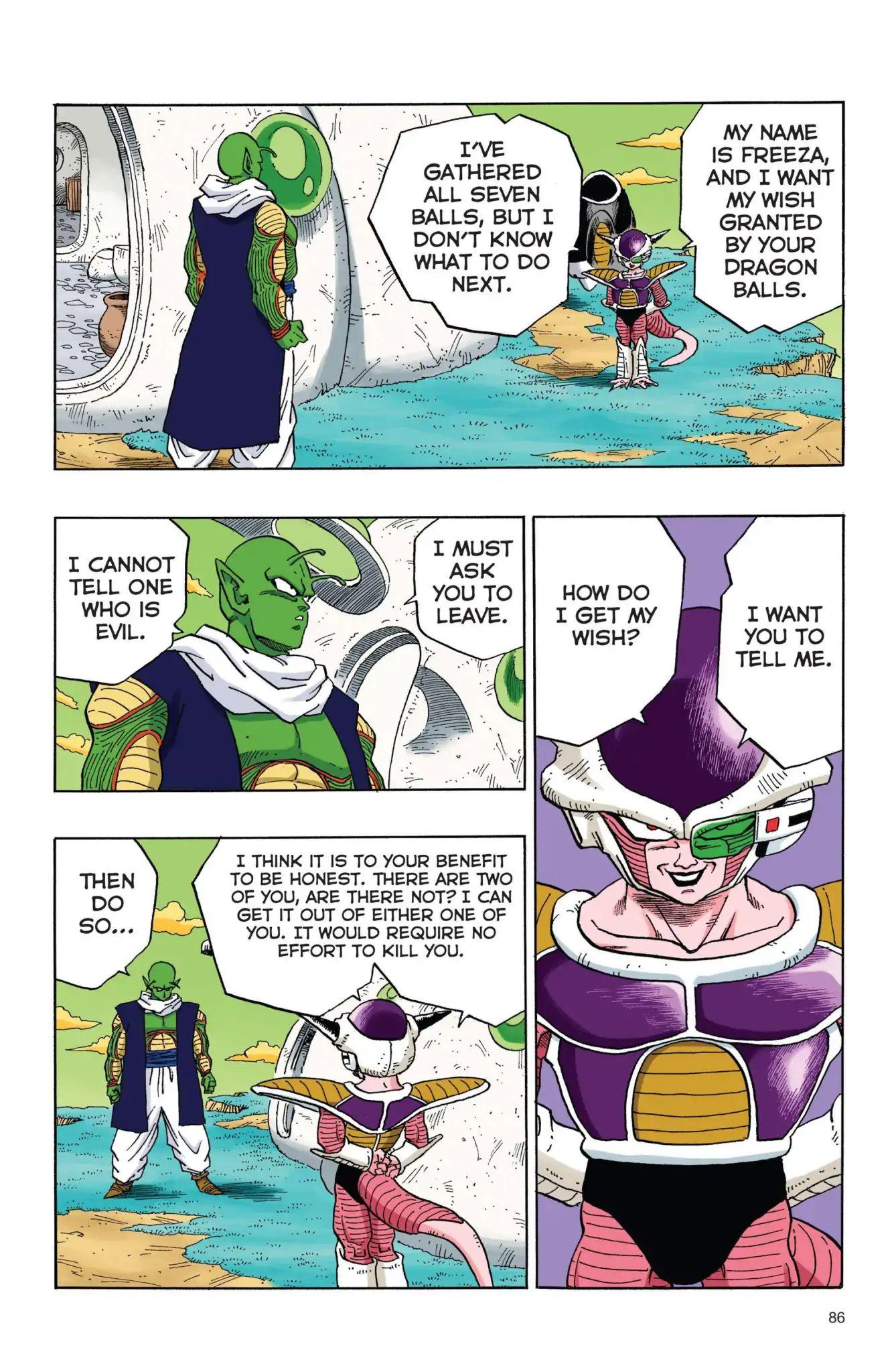 Dragon Ball Full Color Freeza Arc Chapter 40  Online Free Manga Read Image 11