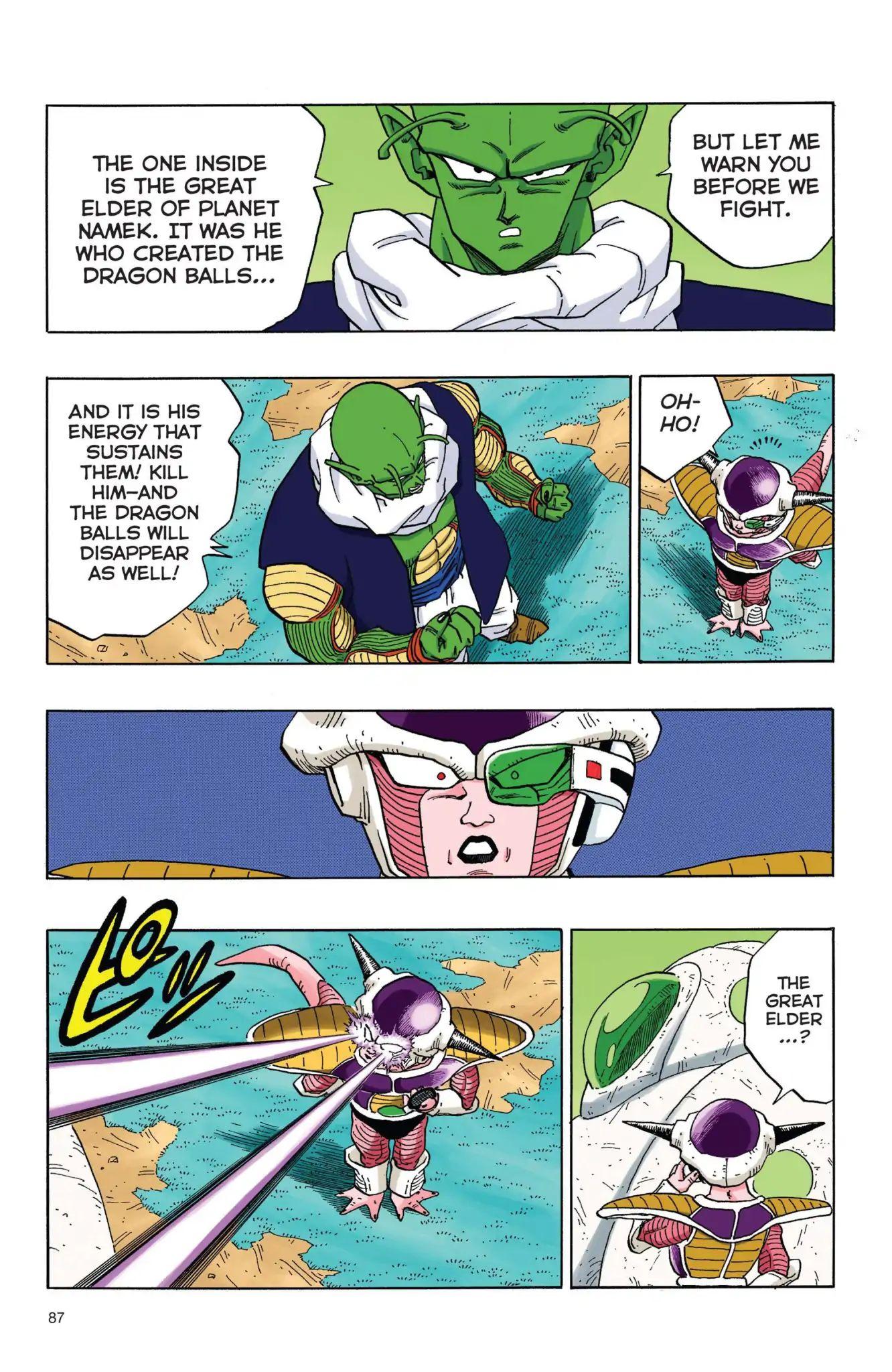 Dragon Ball Full Color Freeza Arc Chapter 40  Online Free Manga Read Image 12