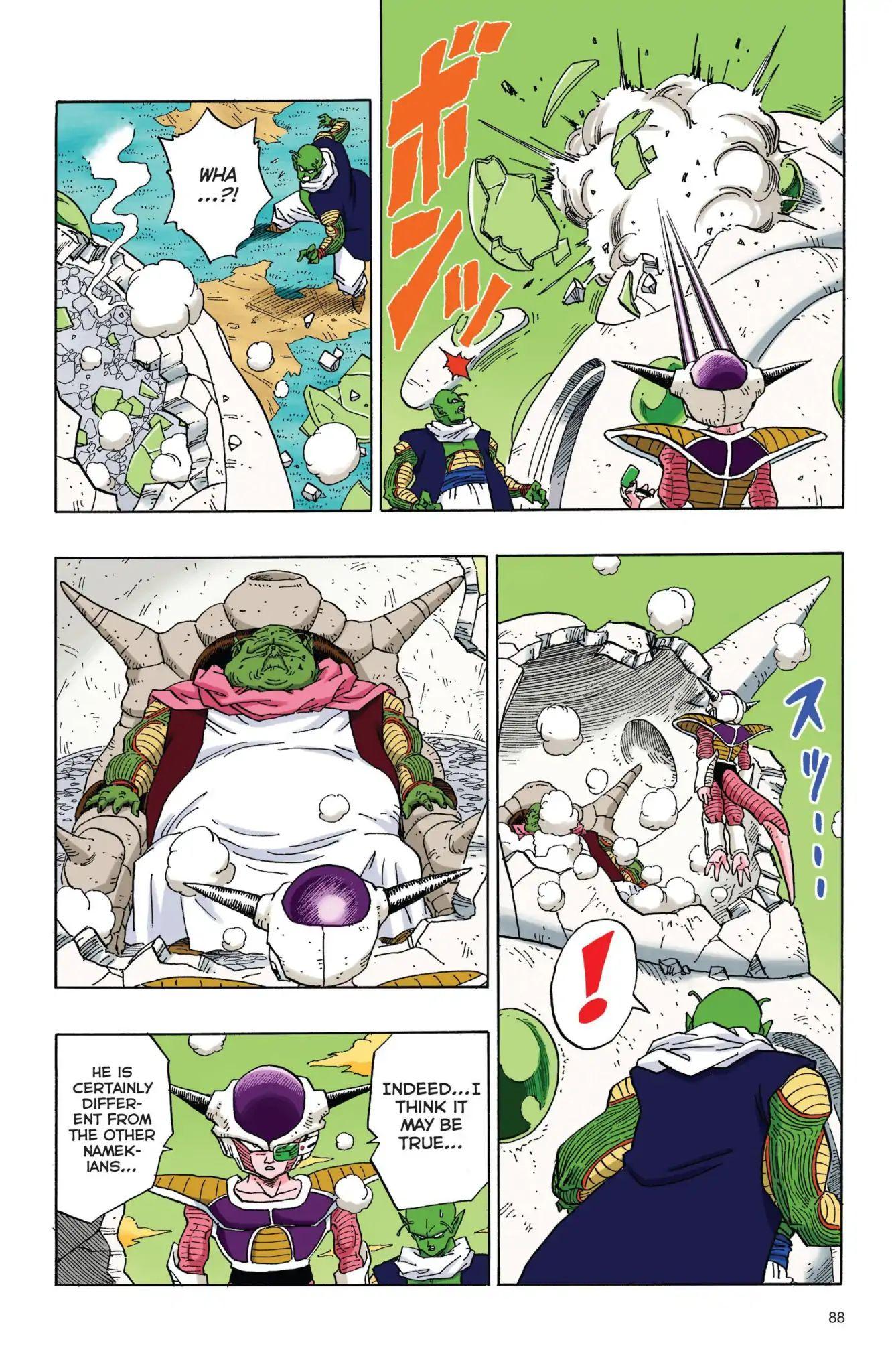 Dragon Ball Full Color Freeza Arc Chapter 40  Online Free Manga Read Image 13