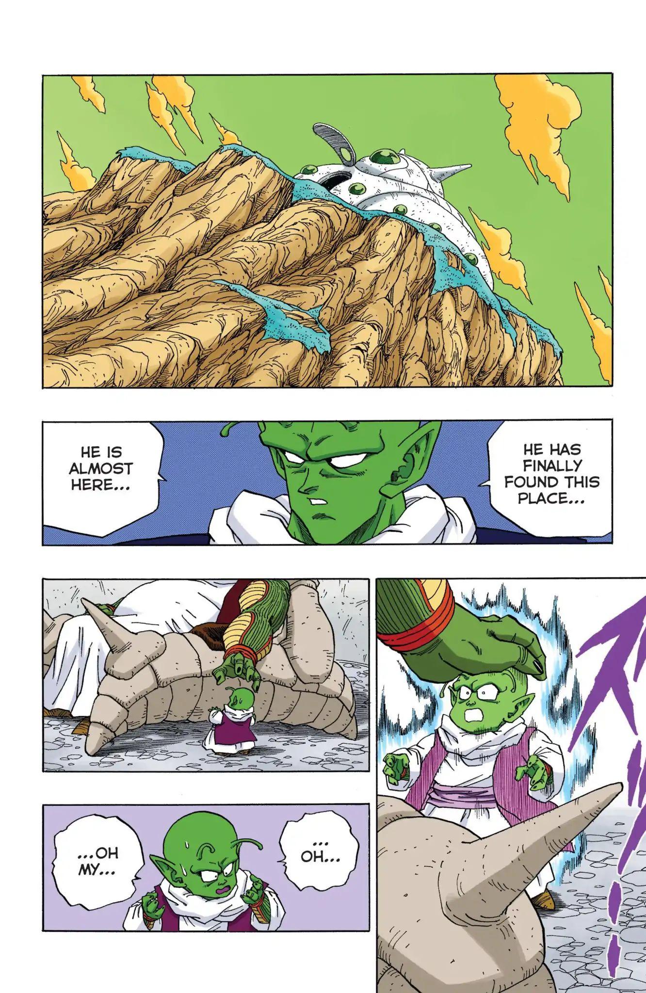 Dragon Ball Full Color Freeza Arc Chapter 40  Online Free Manga Read Image 7