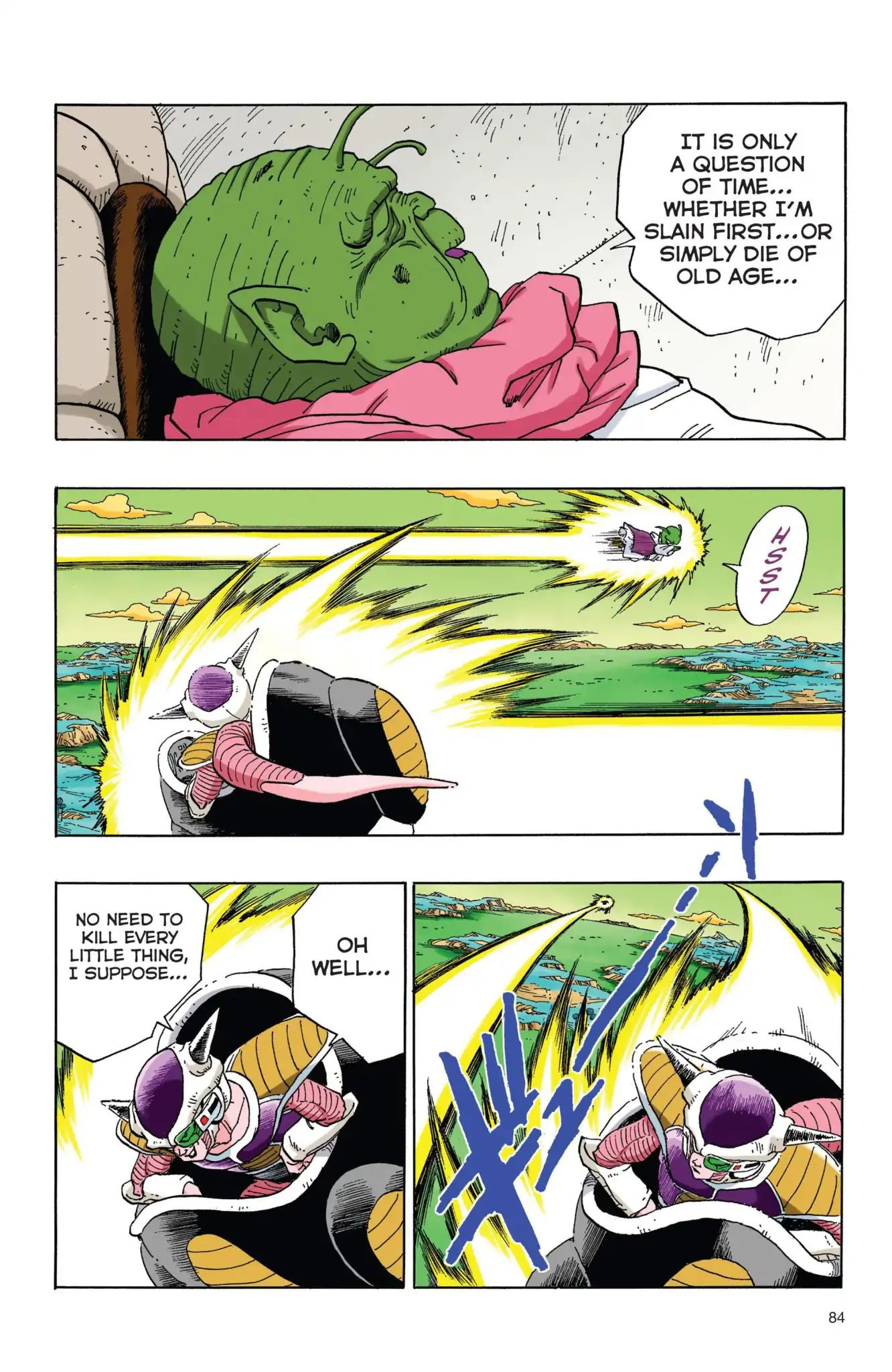 Dragon Ball Full Color Freeza Arc Chapter 40  Online Free Manga Read Image 9