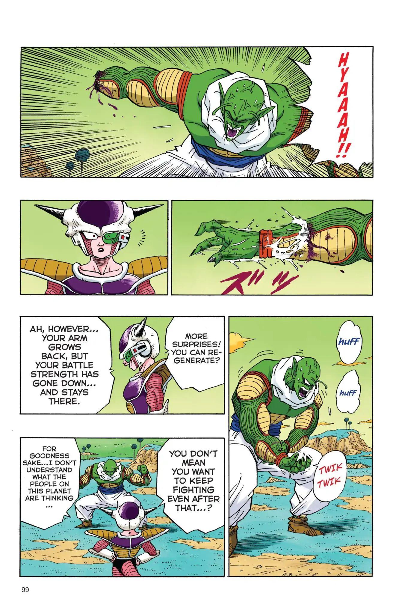 Dragon Ball Full Color Freeza Arc Chapter 41  Online Free Manga Read Image 10