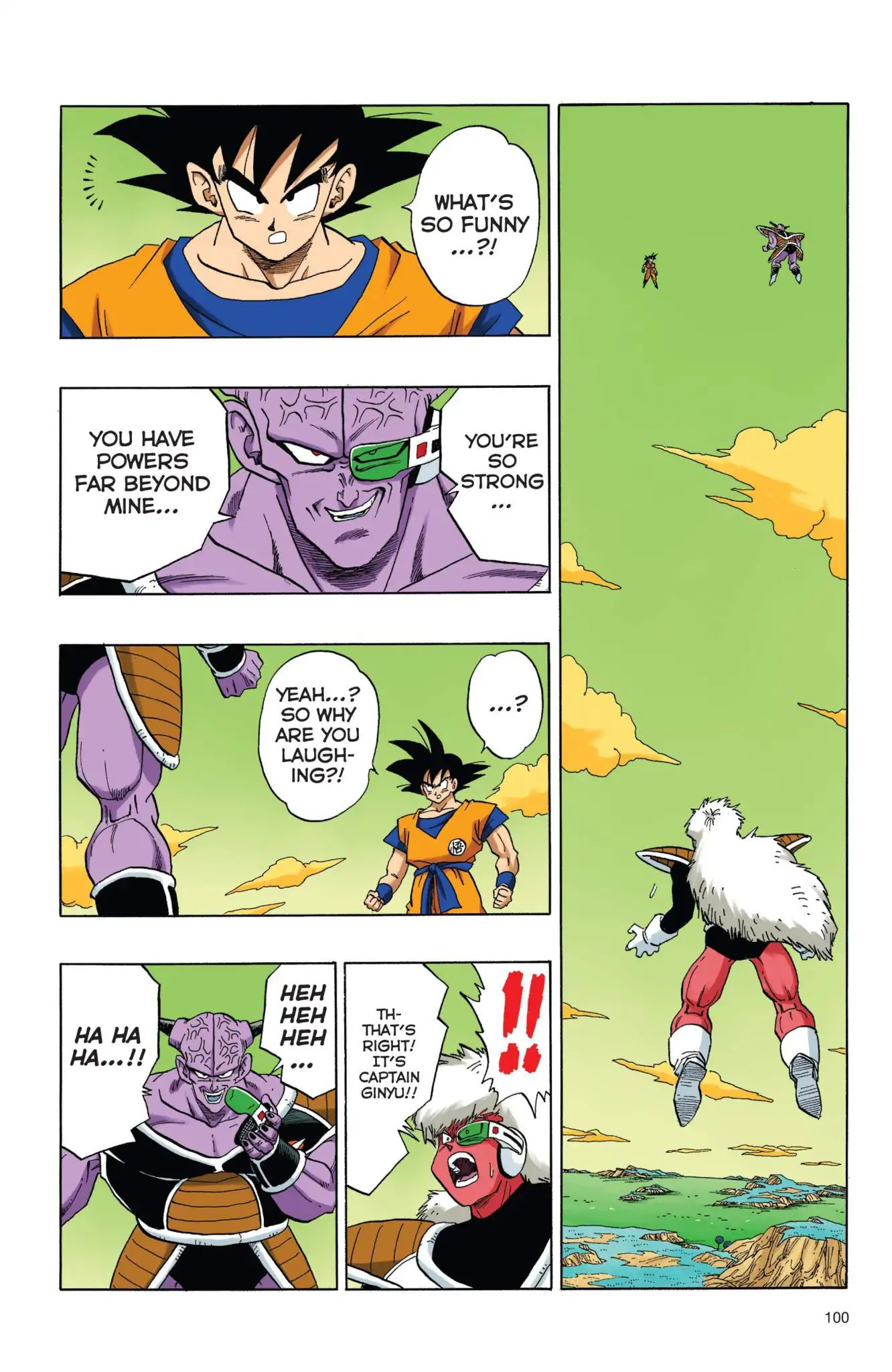Dragon Ball Full Color Freeza Arc Chapter 41  Online Free Manga Read Image 11