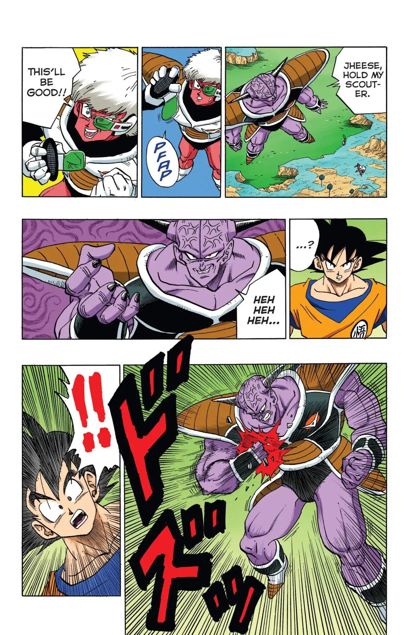 Dragon Ball Full Color Freeza Arc Chapter 41  Online Free Manga Read Image 12