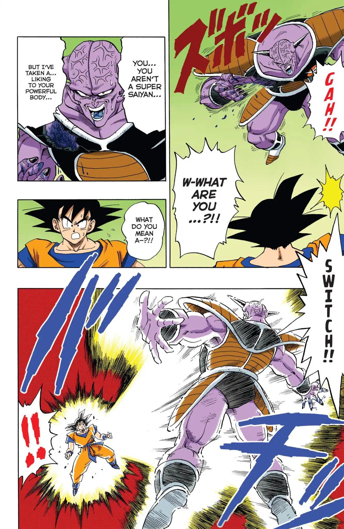Dragon Ball Full Color Freeza Arc Chapter 41  Online Free Manga Read Image 13