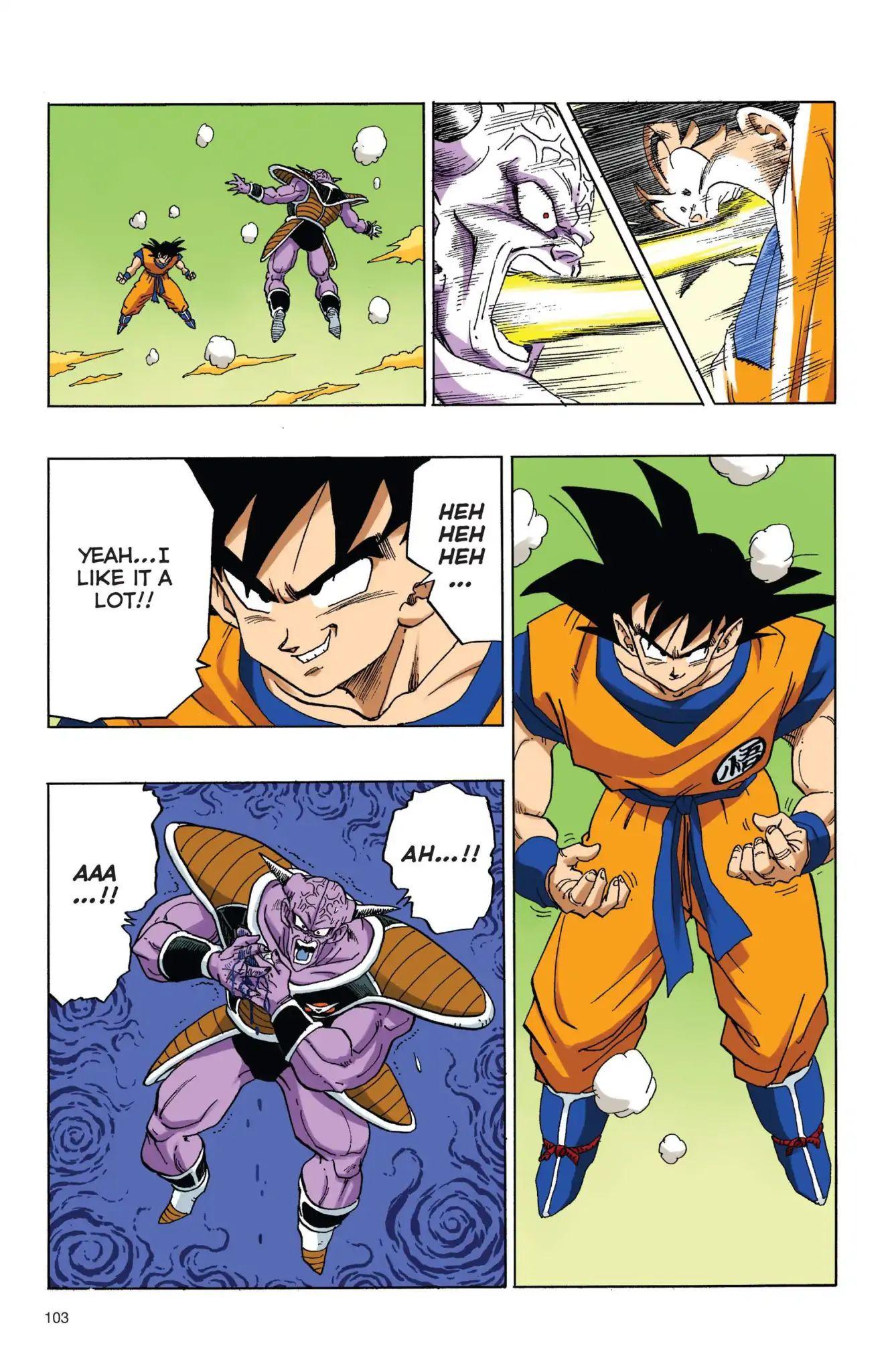 Dragon Ball Full Color Freeza Arc Chapter 41  Online Free Manga Read Image 14