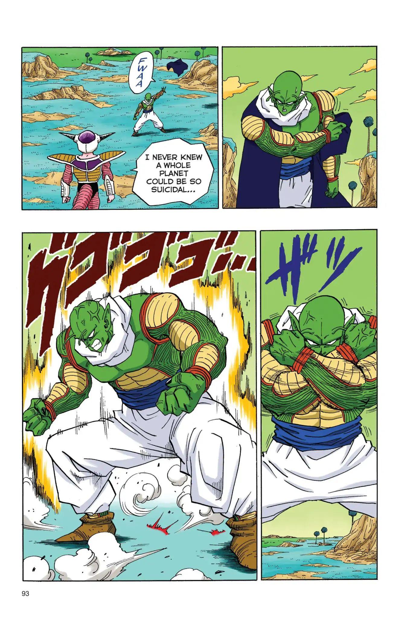 Dragon Ball Full Color Freeza Arc Chapter 41  Online Free Manga Read Image 4