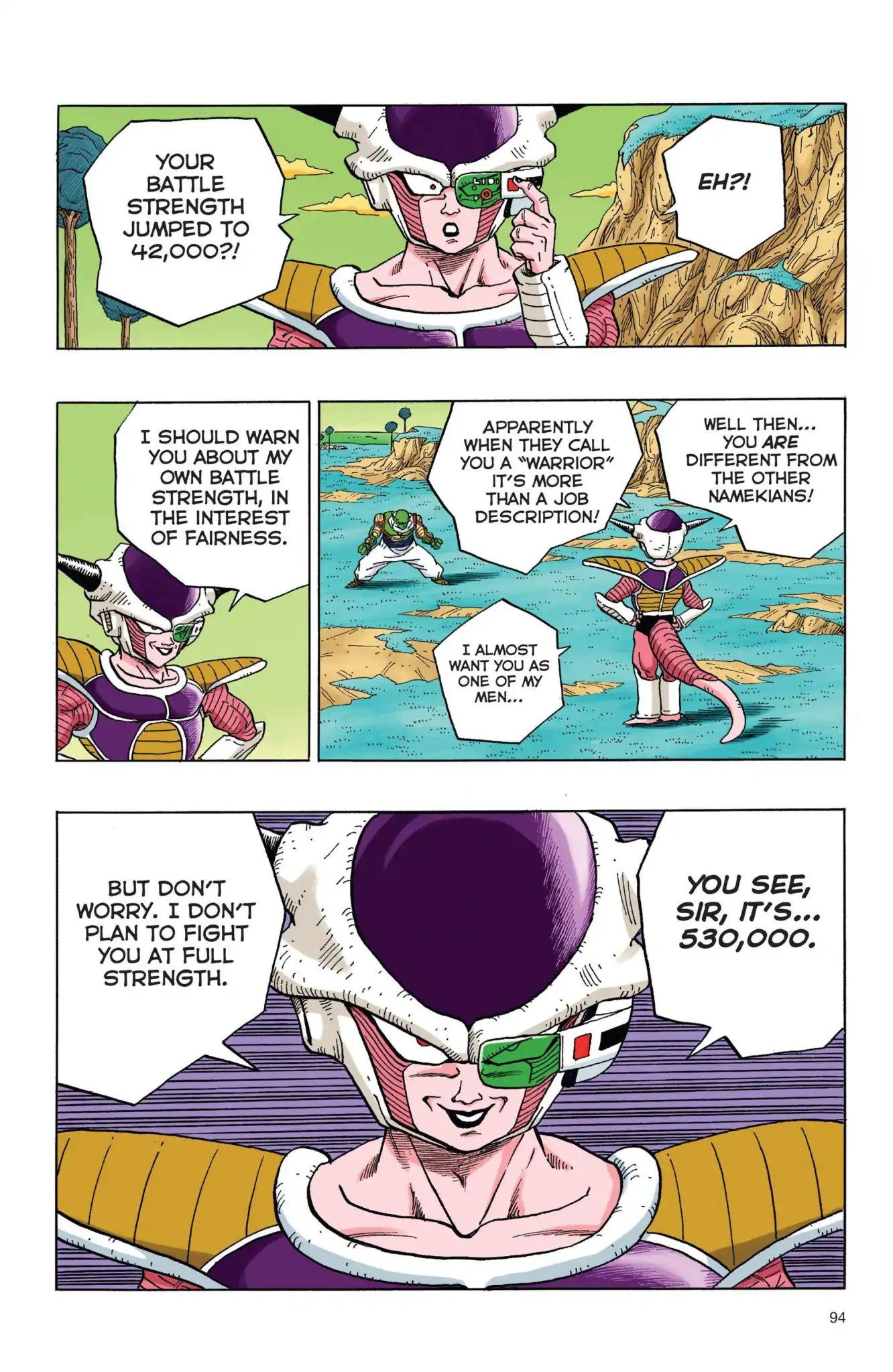 Dragon Ball Full Color Freeza Arc Chapter 41  Online Free Manga Read Image 5