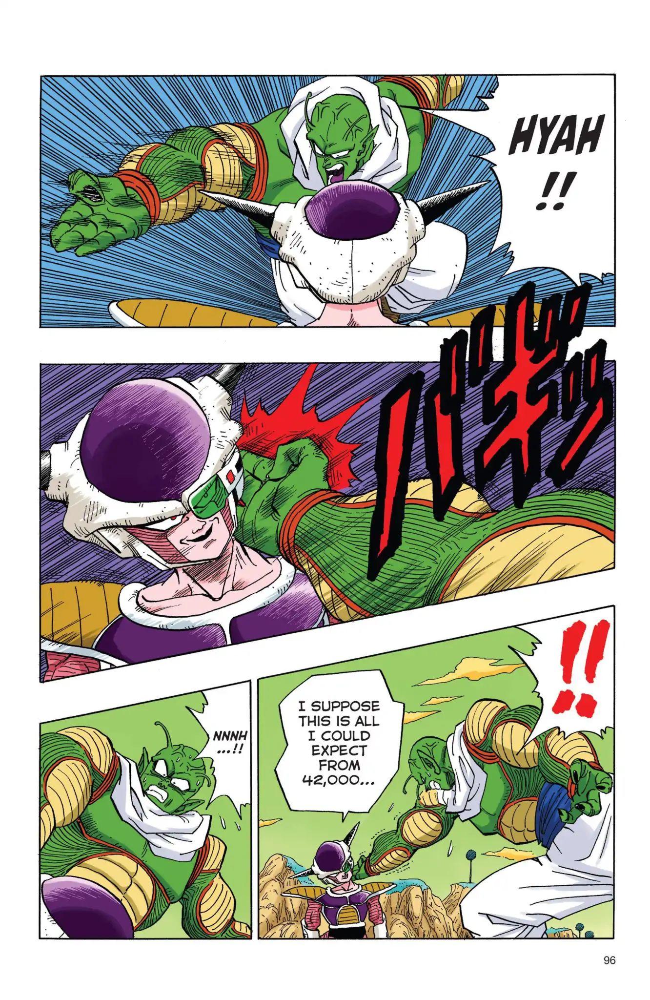 Dragon Ball Full Color Freeza Arc Chapter 41  Online Free Manga Read Image 7