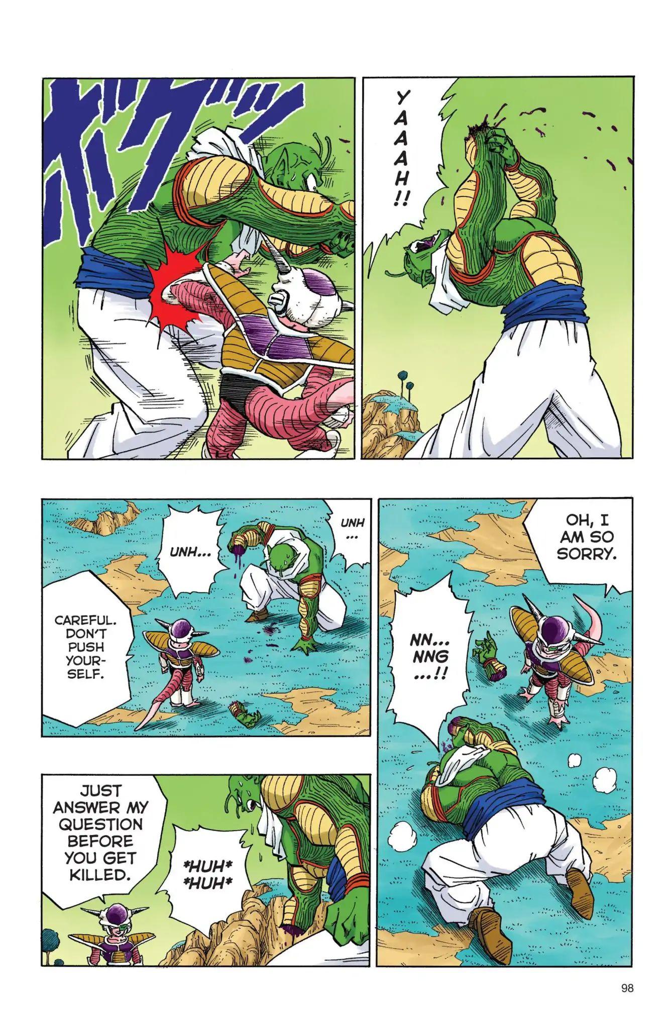 Dragon Ball Full Color Freeza Arc Chapter 41  Online Free Manga Read Image 9
