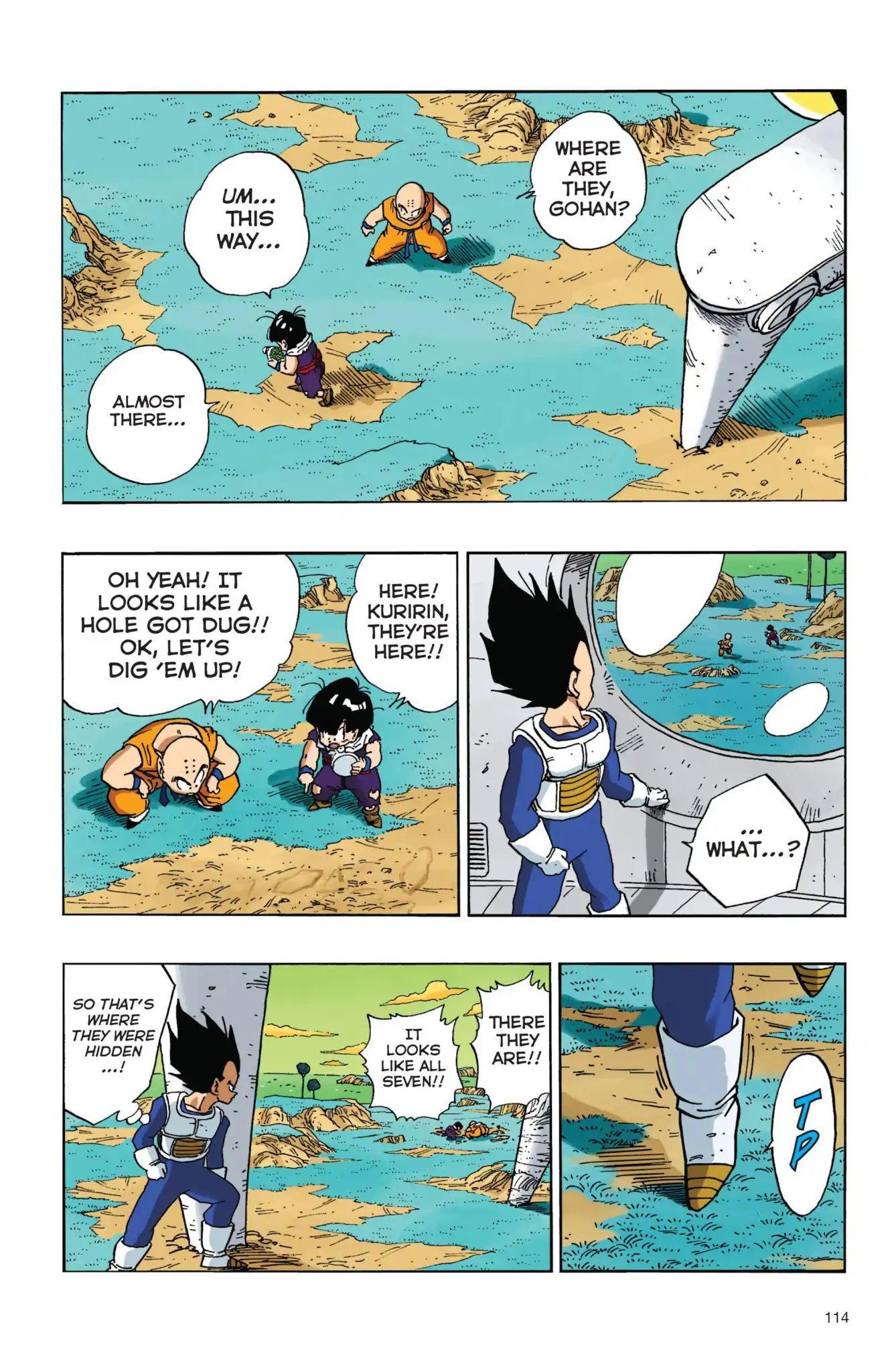 Dragon Ball Full Color Freeza Arc Chapter 42  Online Free Manga Read Image 10