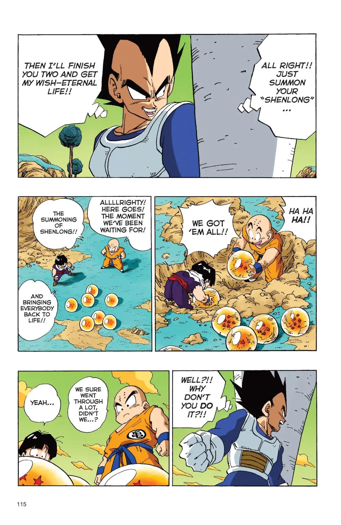 Dragon Ball Full Color Freeza Arc Chapter 42  Online Free Manga Read Image 11