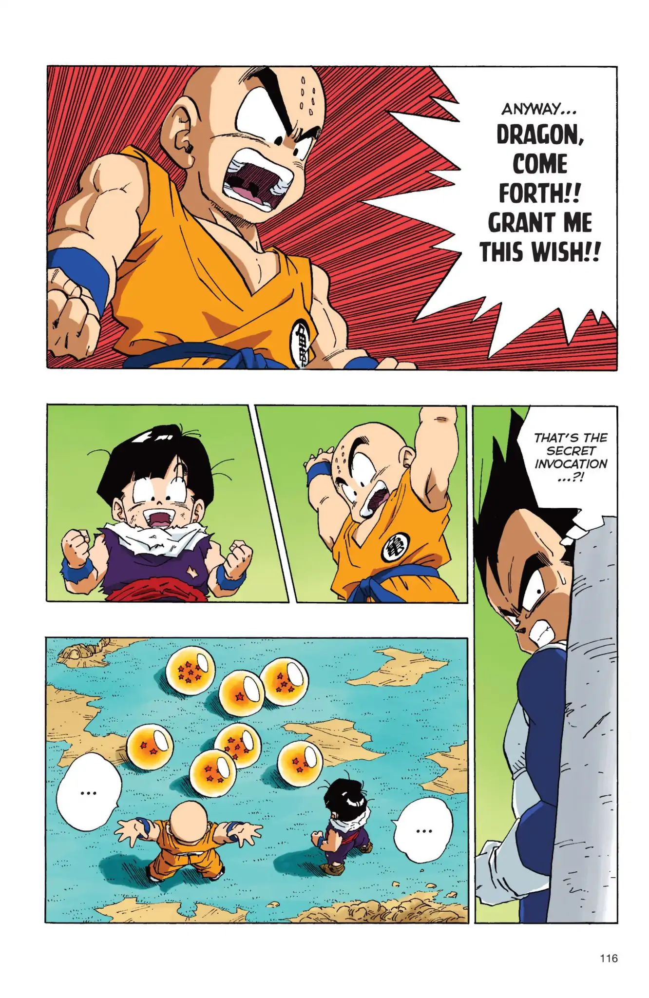 Dragon Ball Full Color Freeza Arc Chapter 42  Online Free Manga Read Image 12