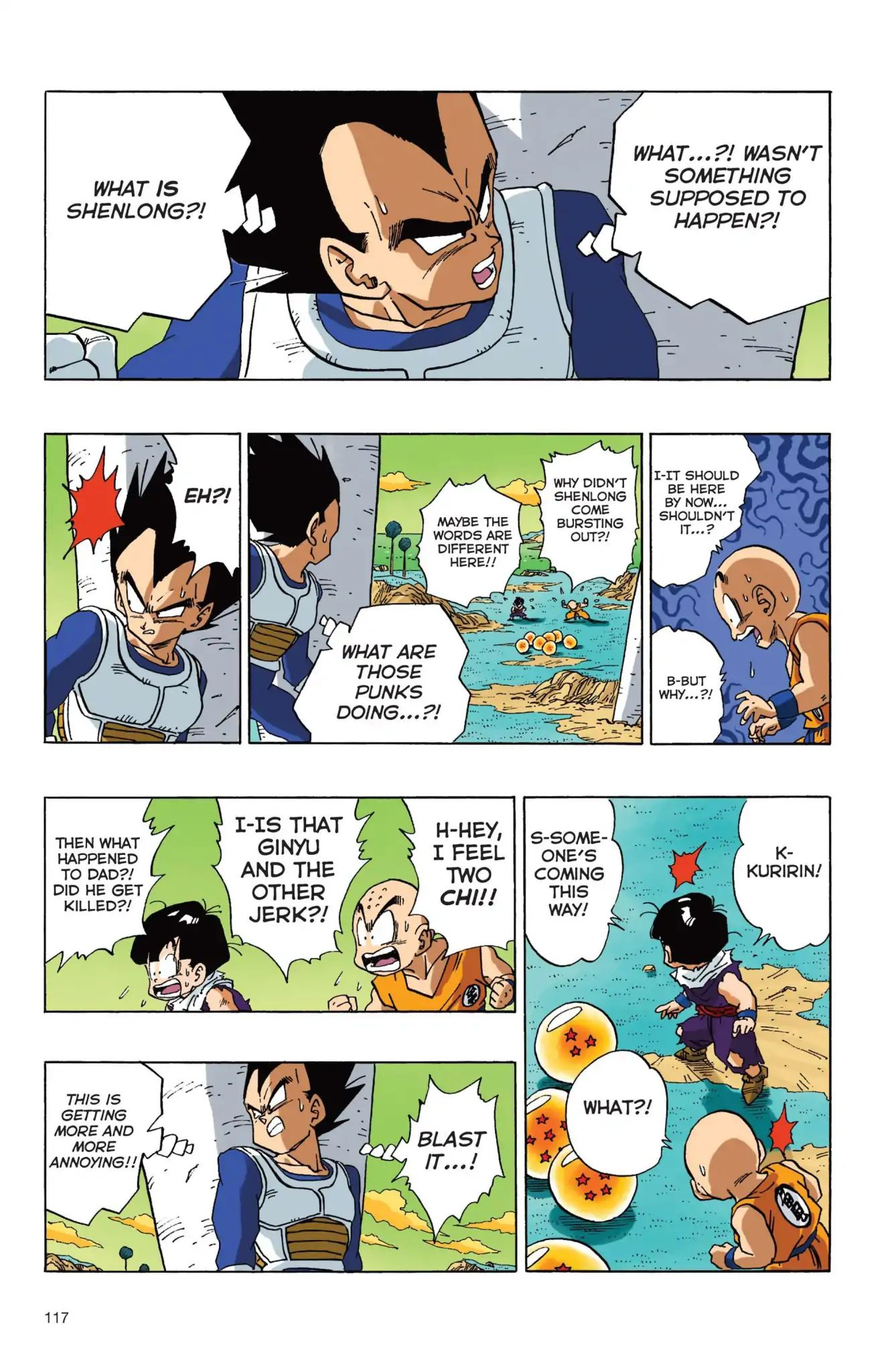 Dragon Ball Full Color Freeza Arc Chapter 42  Online Free Manga Read Image 13