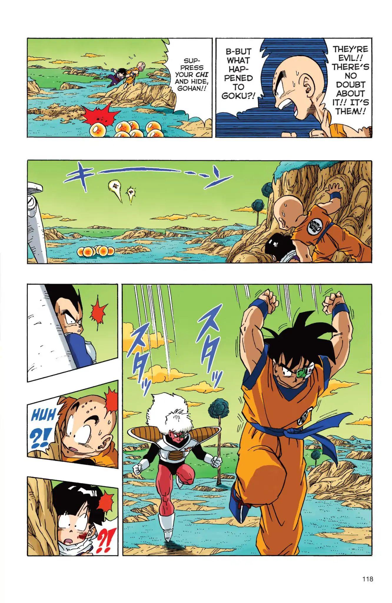 Dragon Ball Full Color Freeza Arc Chapter 42  Online Free Manga Read Image 14