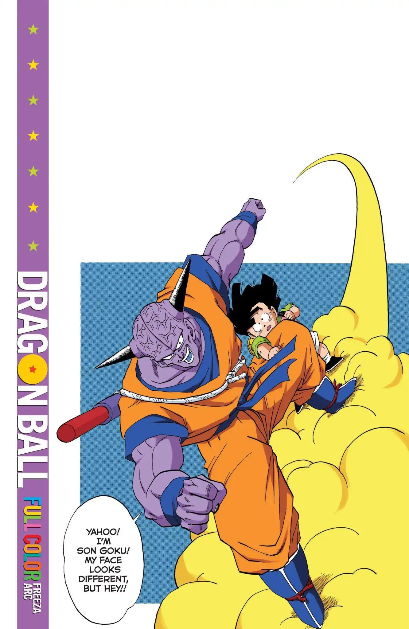 Dragon Ball Full Color Freeza Arc Chapter 42  Online Free Manga Read Image 15
