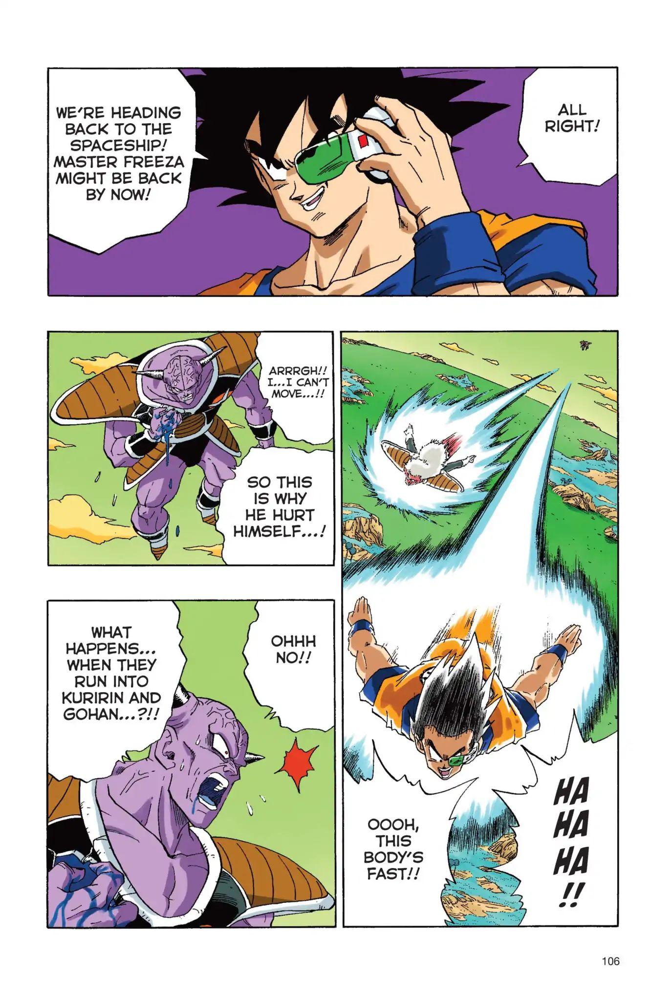 Dragon Ball Full Color Freeza Arc Chapter 42  Online Free Manga Read Image 2