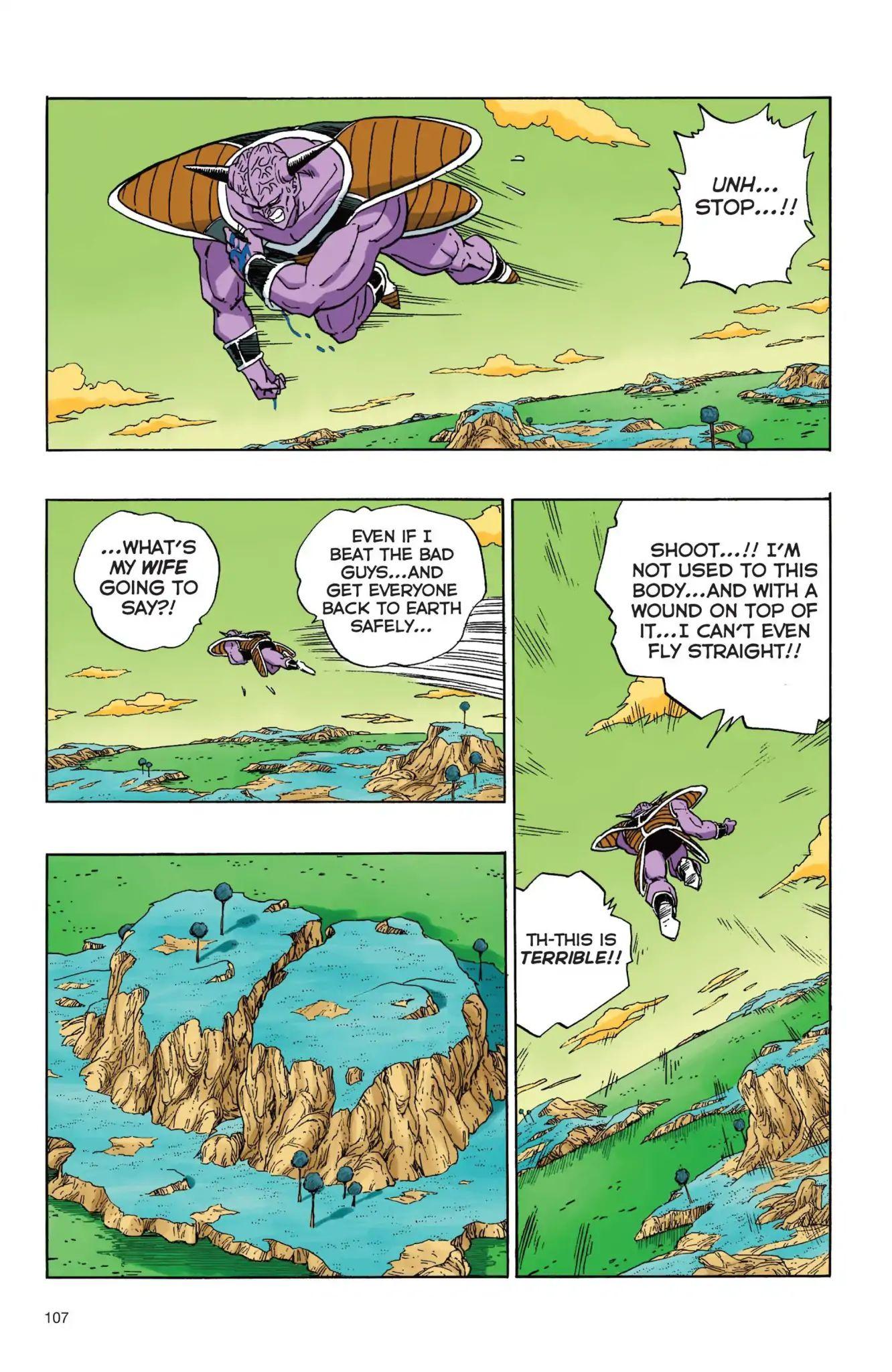 Dragon Ball Full Color Freeza Arc Chapter 42  Online Free Manga Read Image 3