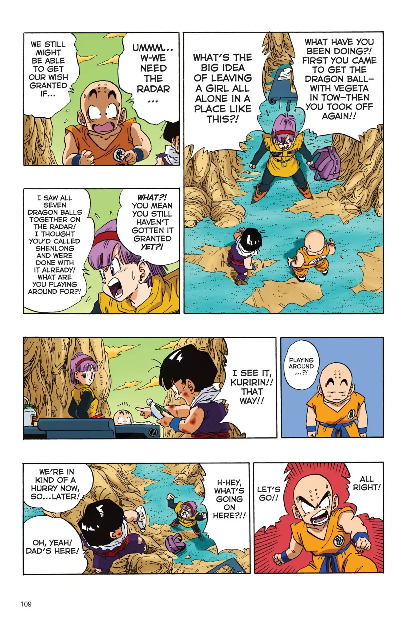Dragon Ball Full Color Freeza Arc Chapter 42  Online Free Manga Read Image 5