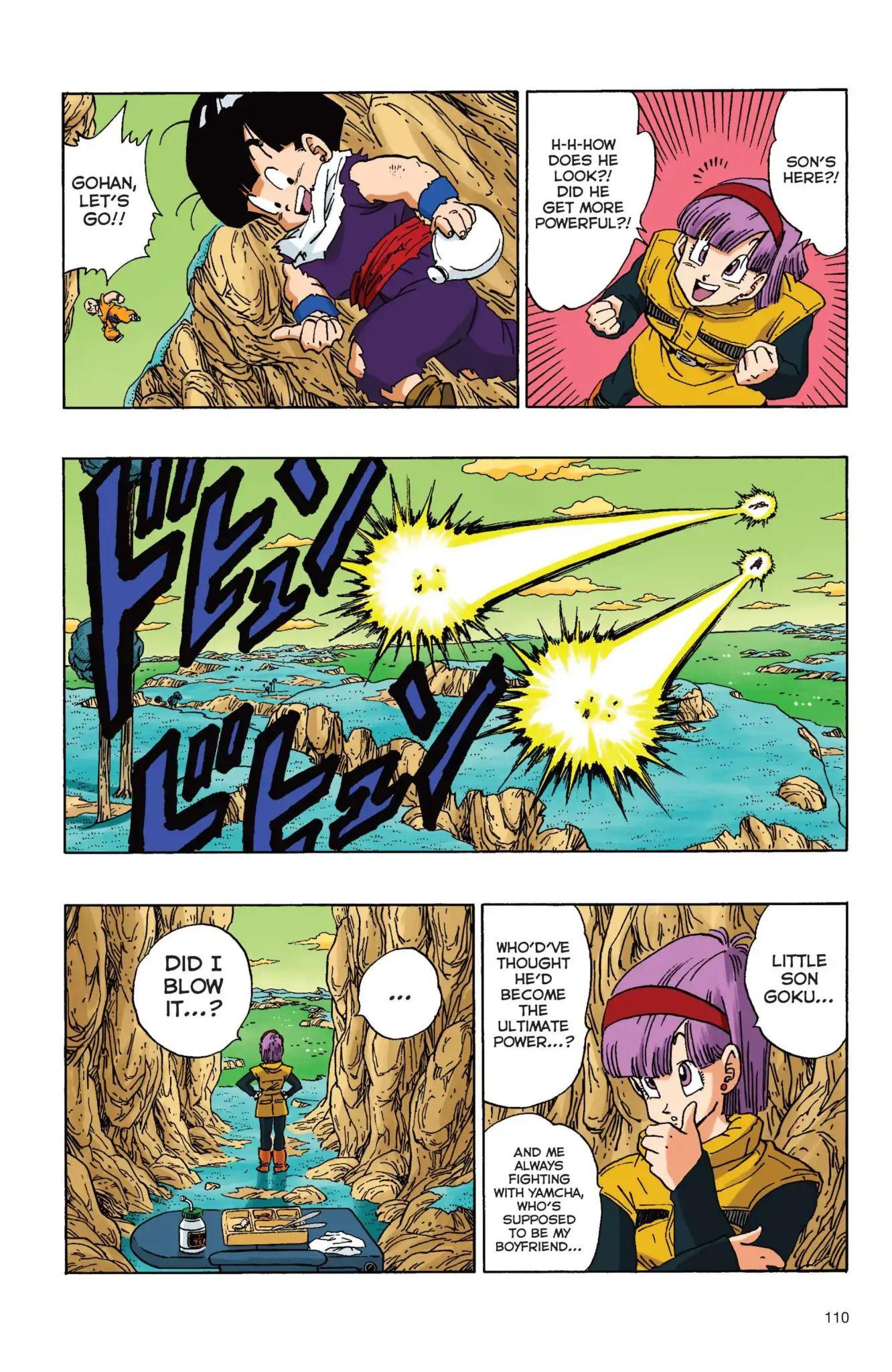 Dragon Ball Full Color Freeza Arc Chapter 42  Online Free Manga Read Image 6