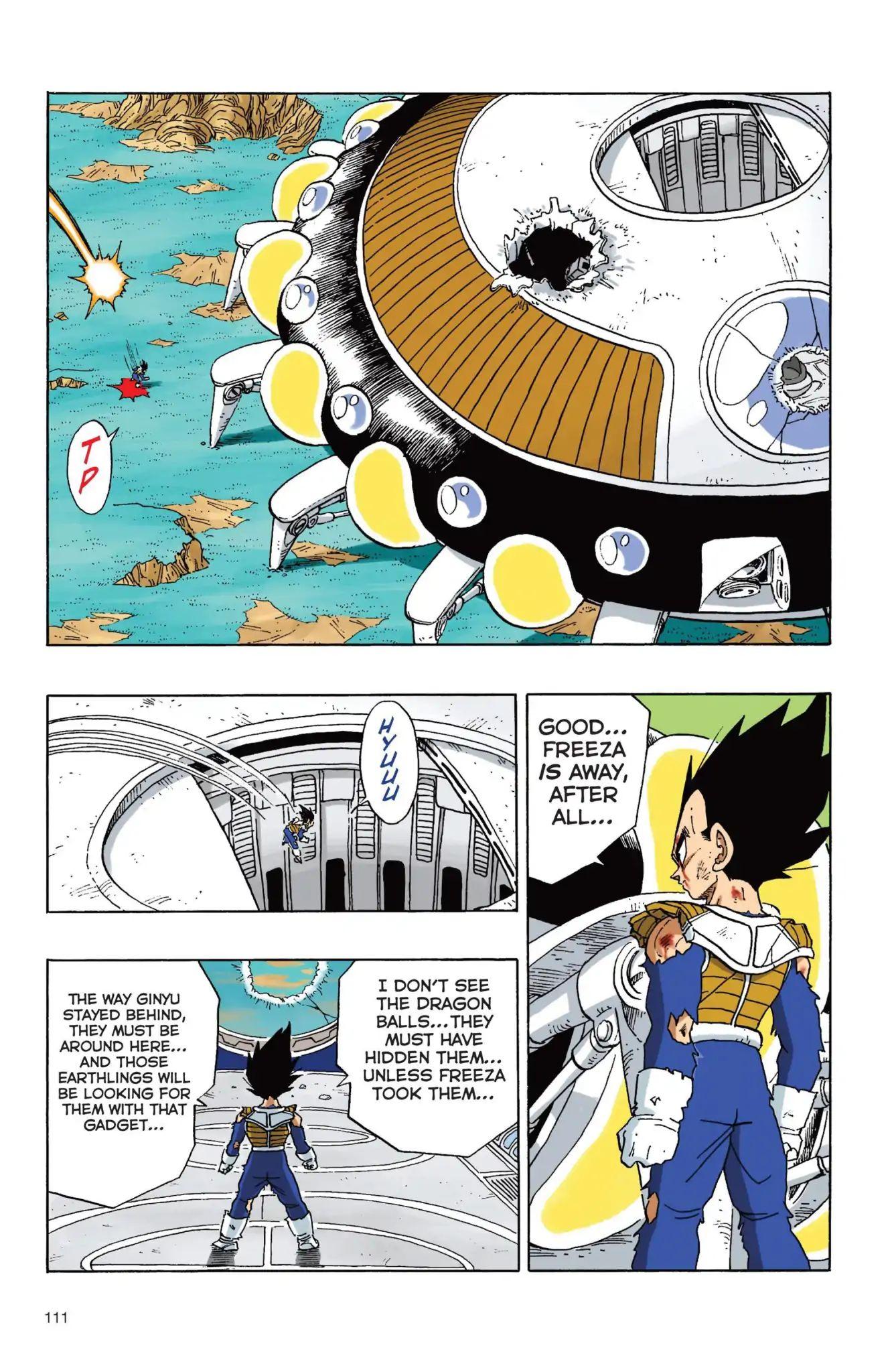 Dragon Ball Full Color Freeza Arc Chapter 42  Online Free Manga Read Image 7