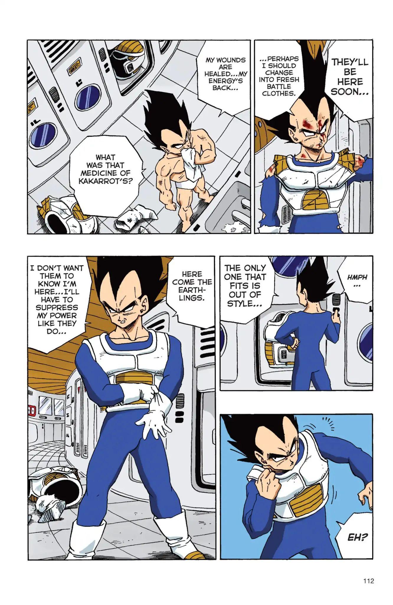 Dragon Ball Full Color Freeza Arc Chapter 42  Online Free Manga Read Image 8