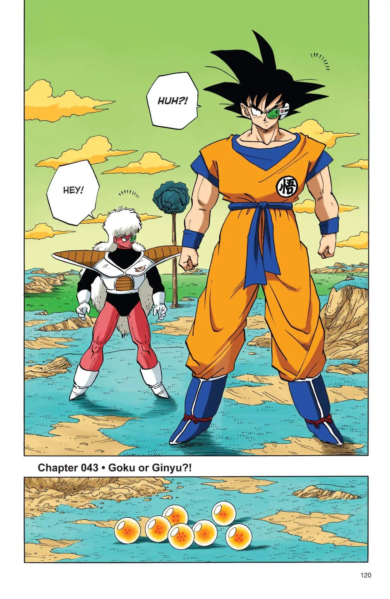 Dragon Ball Full Color Freeza Arc Chapter 43  Online Free Manga Read Image 1