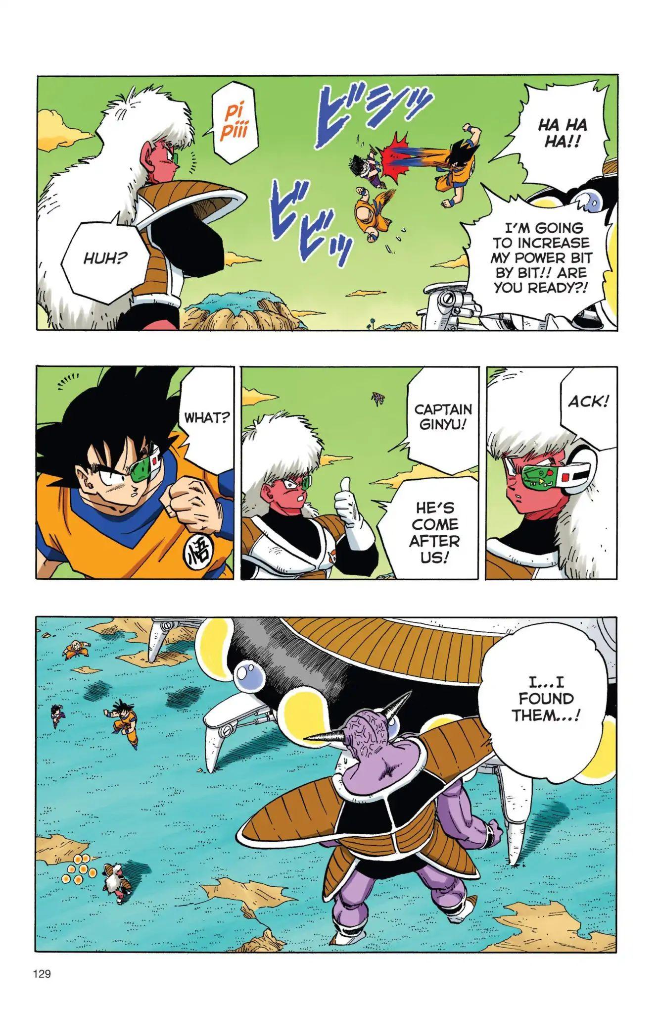 Dragon Ball Full Color Freeza Arc Chapter 43  Online Free Manga Read Image 10