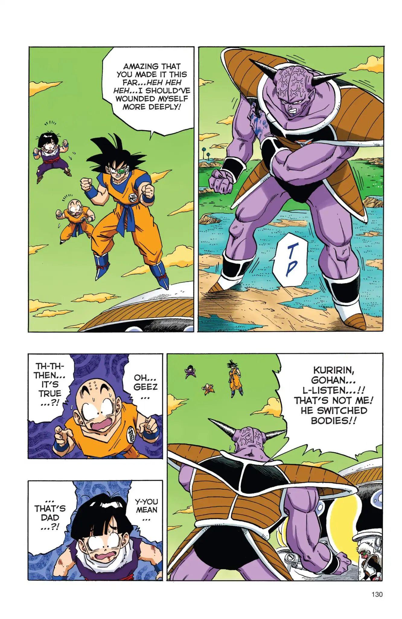 Dragon Ball Full Color Freeza Arc Chapter 43  Online Free Manga Read Image 11