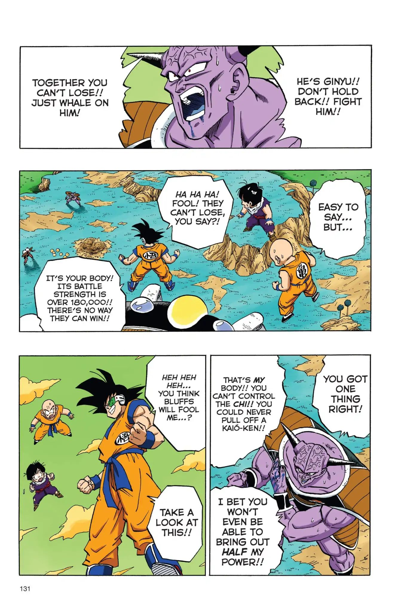 Dragon Ball Full Color Freeza Arc Chapter 43  Online Free Manga Read Image 12