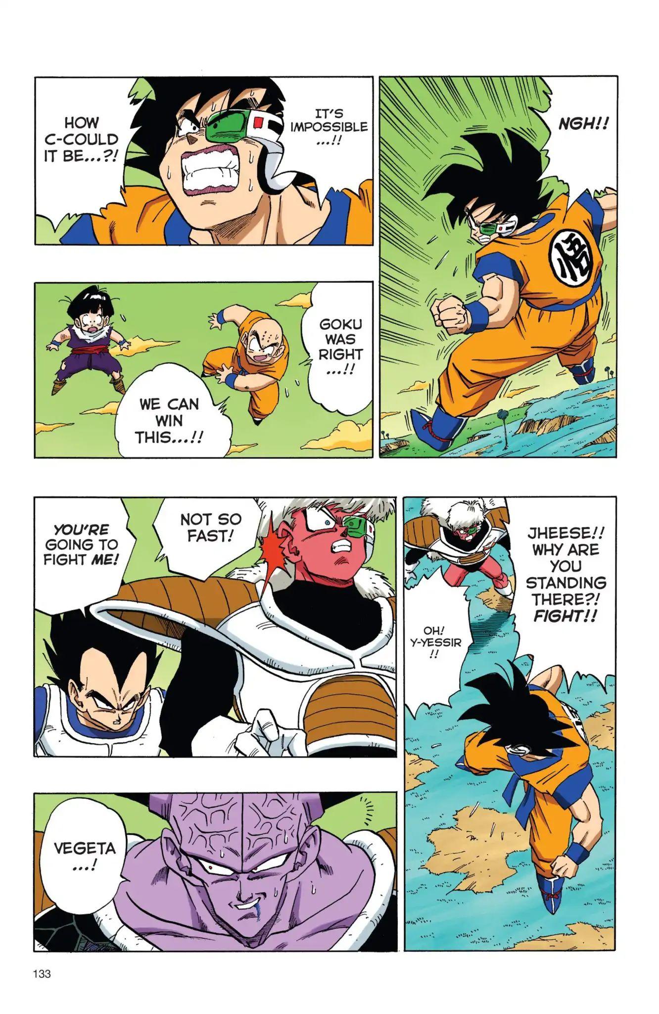 Dragon Ball Full Color Freeza Arc Chapter 43  Online Free Manga Read Image 14
