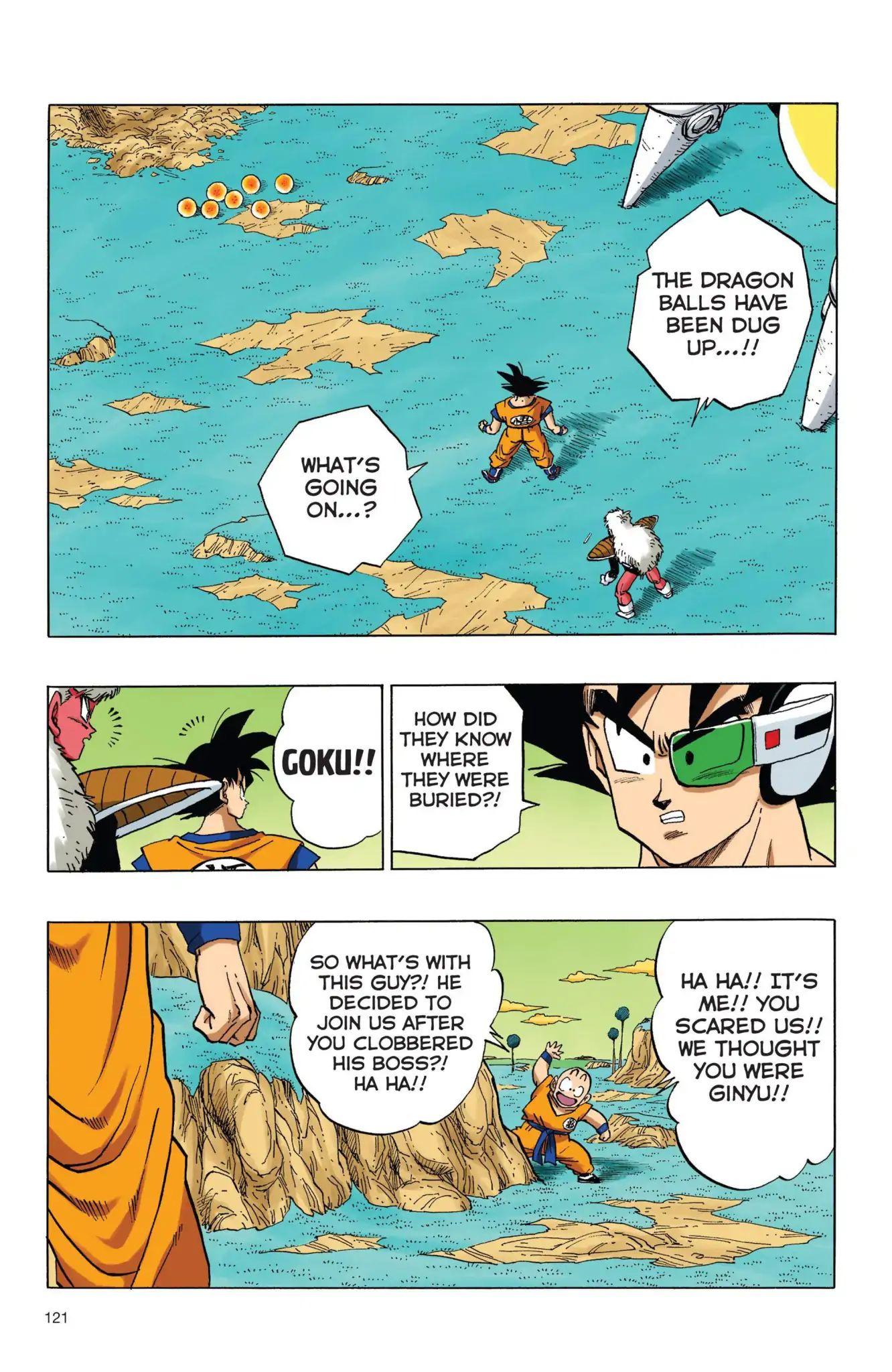 Dragon Ball Full Color Freeza Arc Chapter 43  Online Free Manga Read Image 2