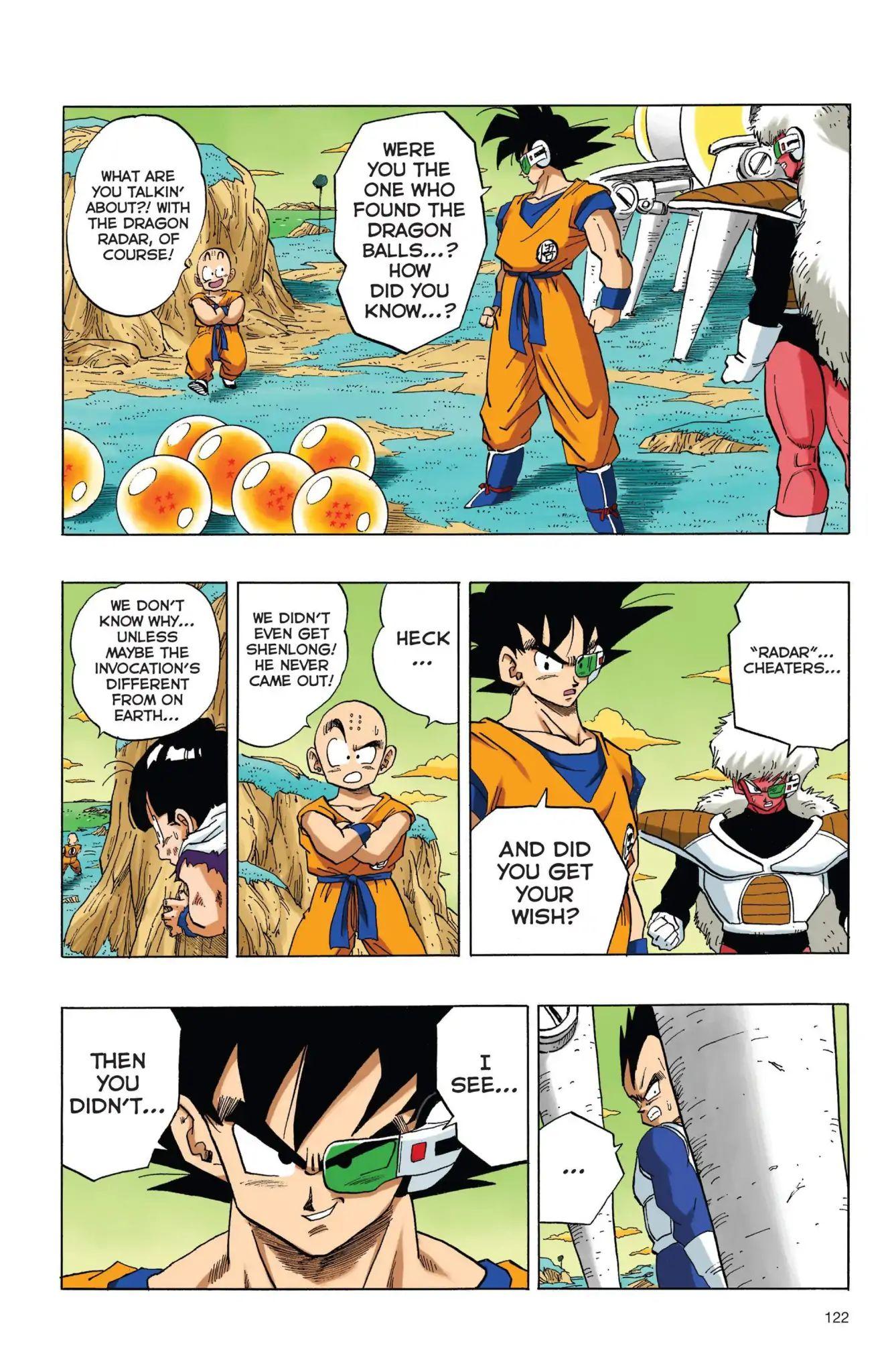 Dragon Ball Full Color Freeza Arc Chapter 43  Online Free Manga Read Image 3