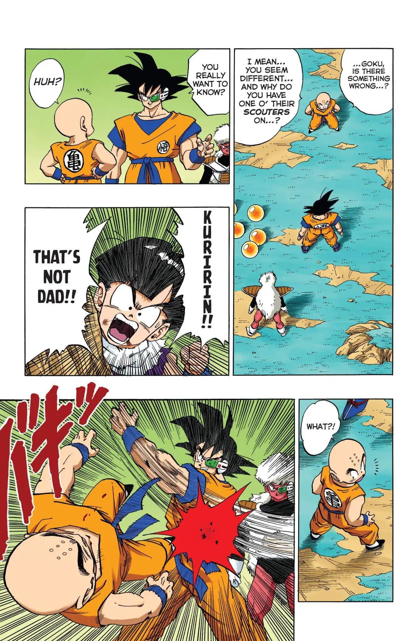 Dragon Ball Full Color Freeza Arc Chapter 43  Online Free Manga Read Image 4