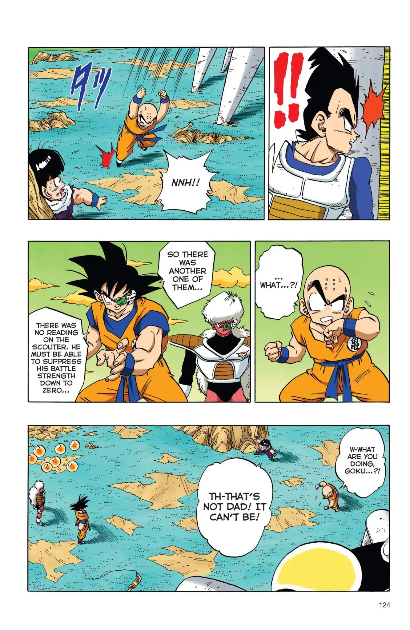 Dragon Ball Full Color Freeza Arc Chapter 43  Online Free Manga Read Image 5