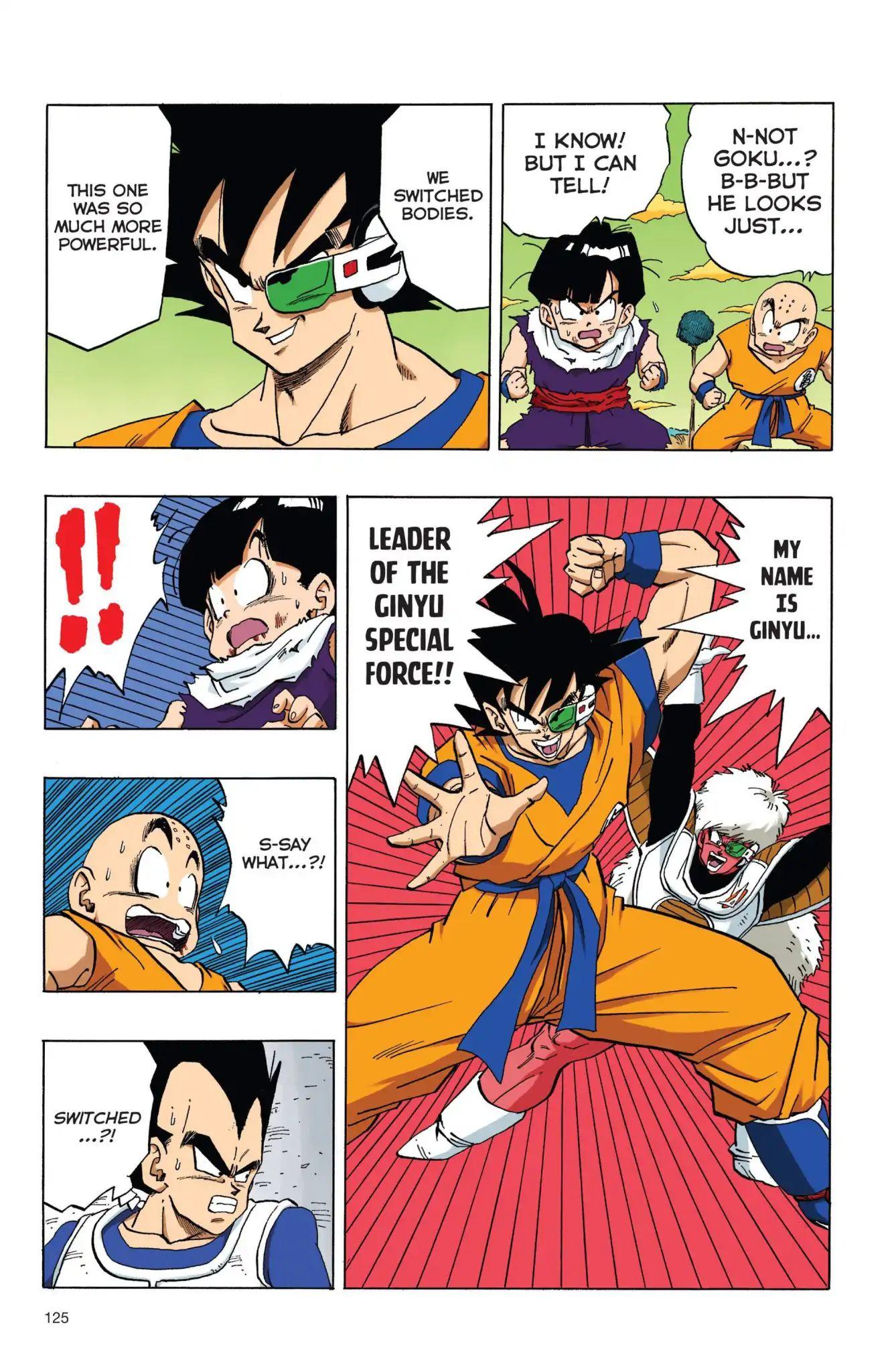 Dragon Ball Full Color Freeza Arc Chapter 43  Online Free Manga Read Image 6