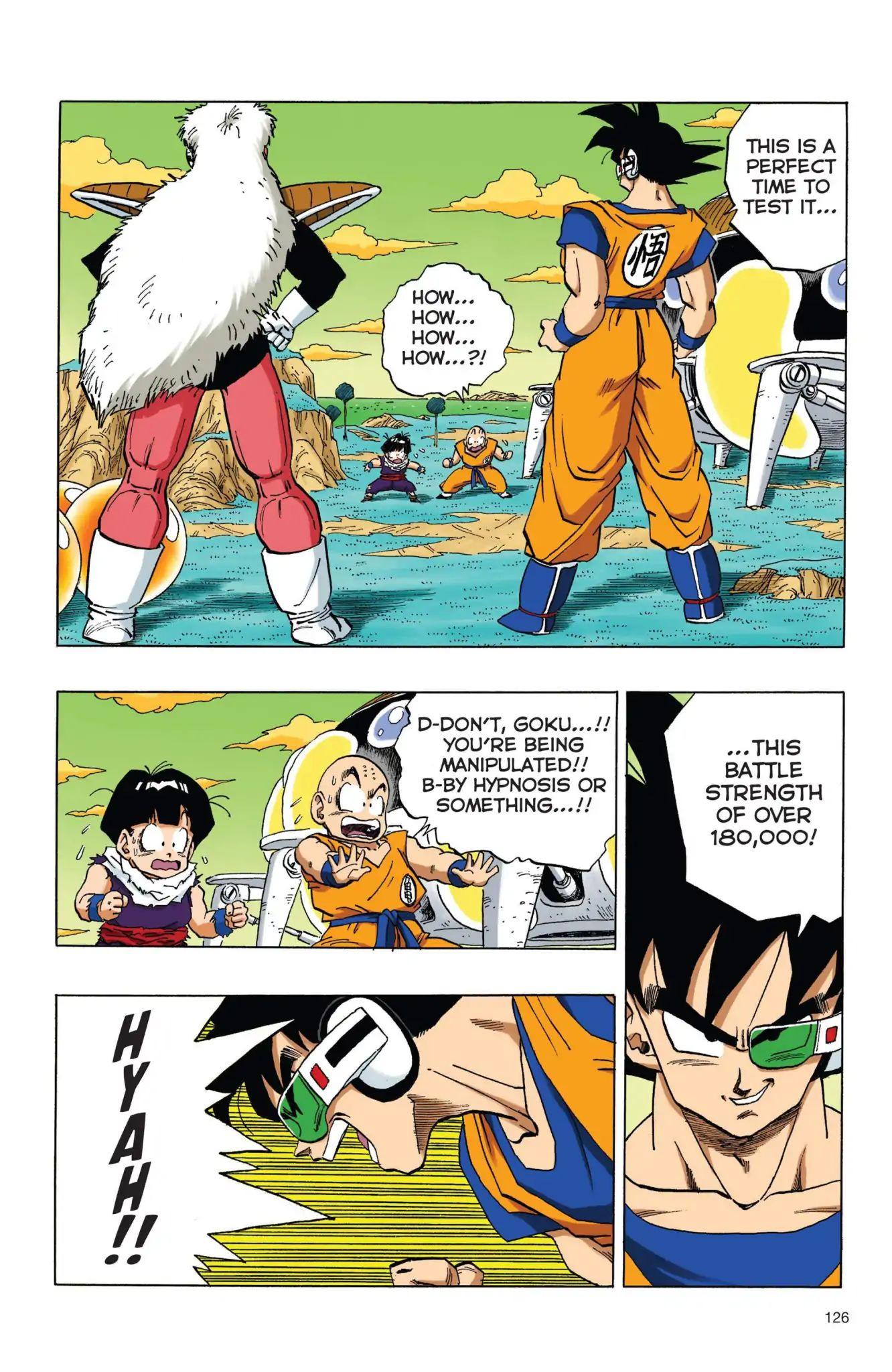 Dragon Ball Full Color Freeza Arc Chapter 43  Online Free Manga Read Image 7