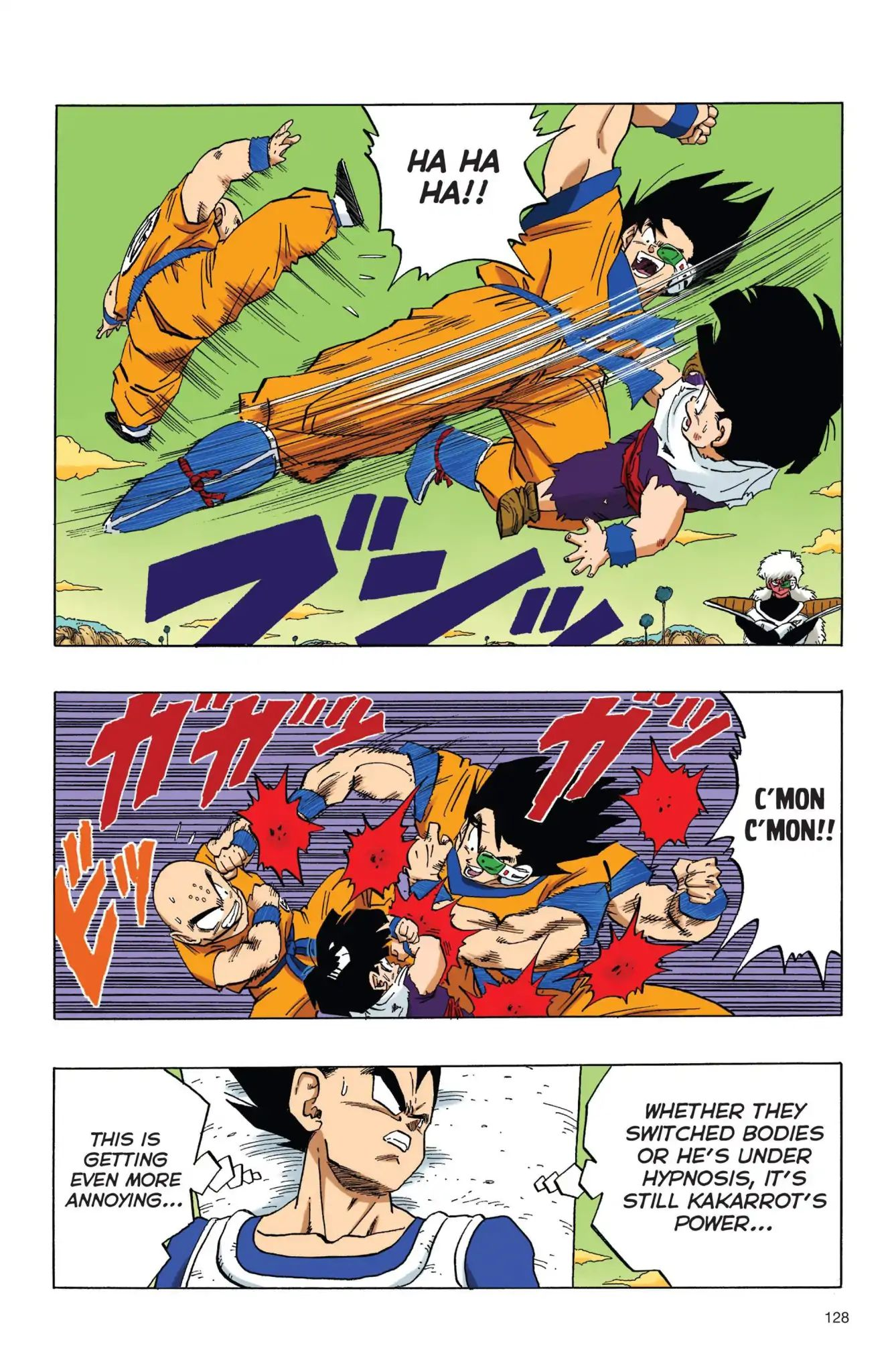 Dragon Ball Full Color Freeza Arc Chapter 43  Online Free Manga Read Image 9